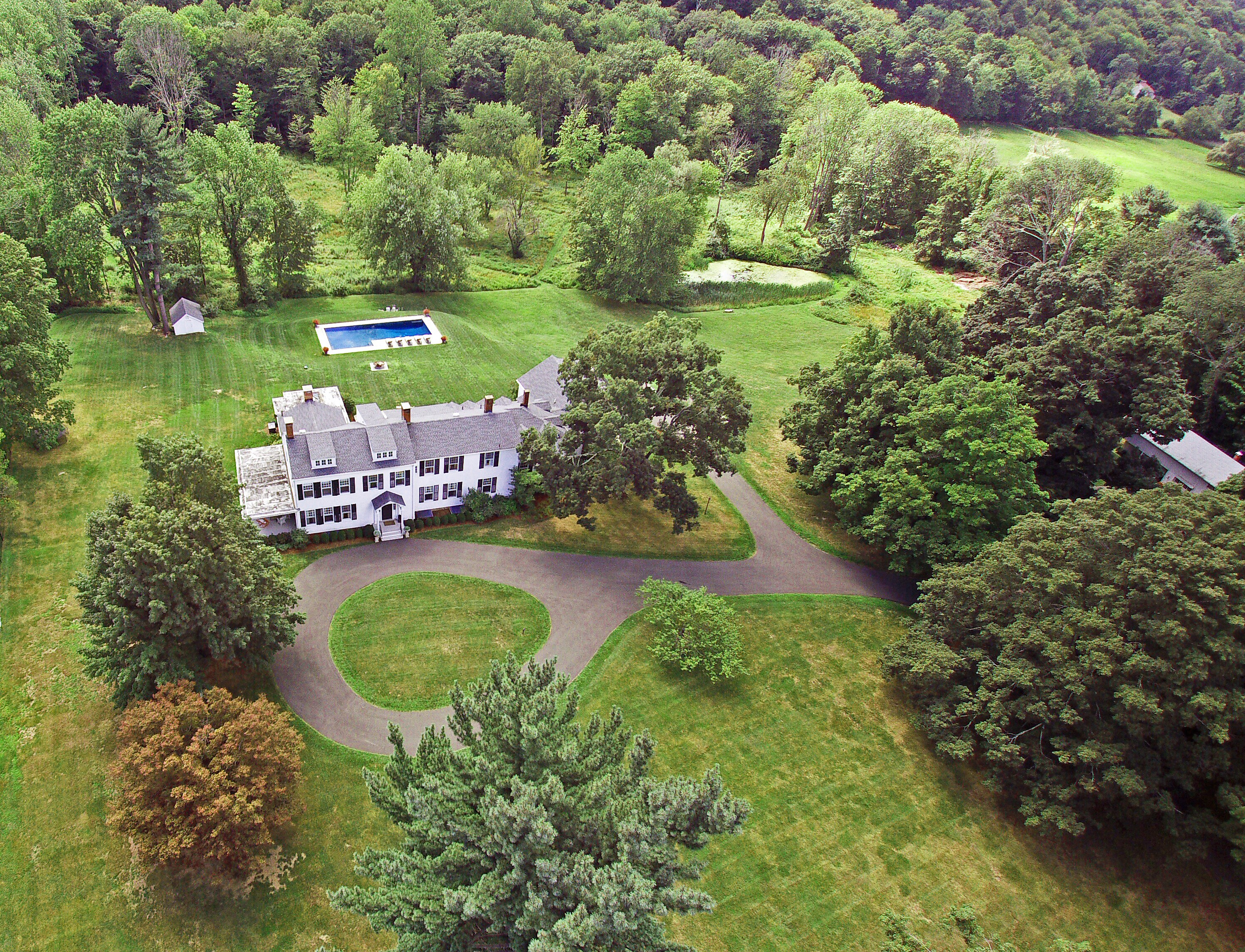 "sales property at Eugene O'Neill's ""Brook Farm"""