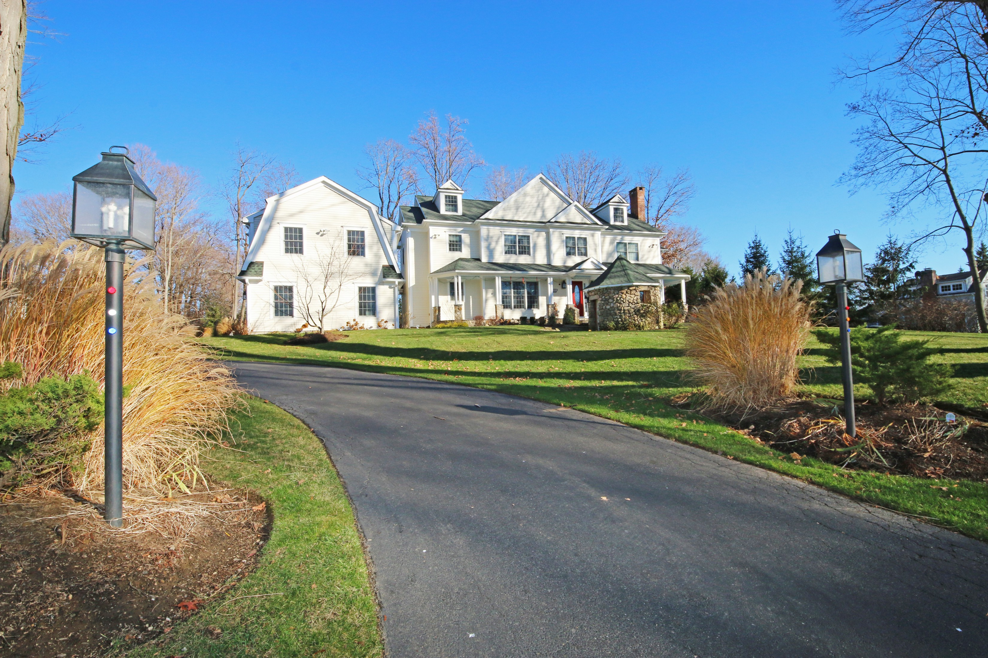 Property For Sale at Top-of-the-Line Custom Colonial