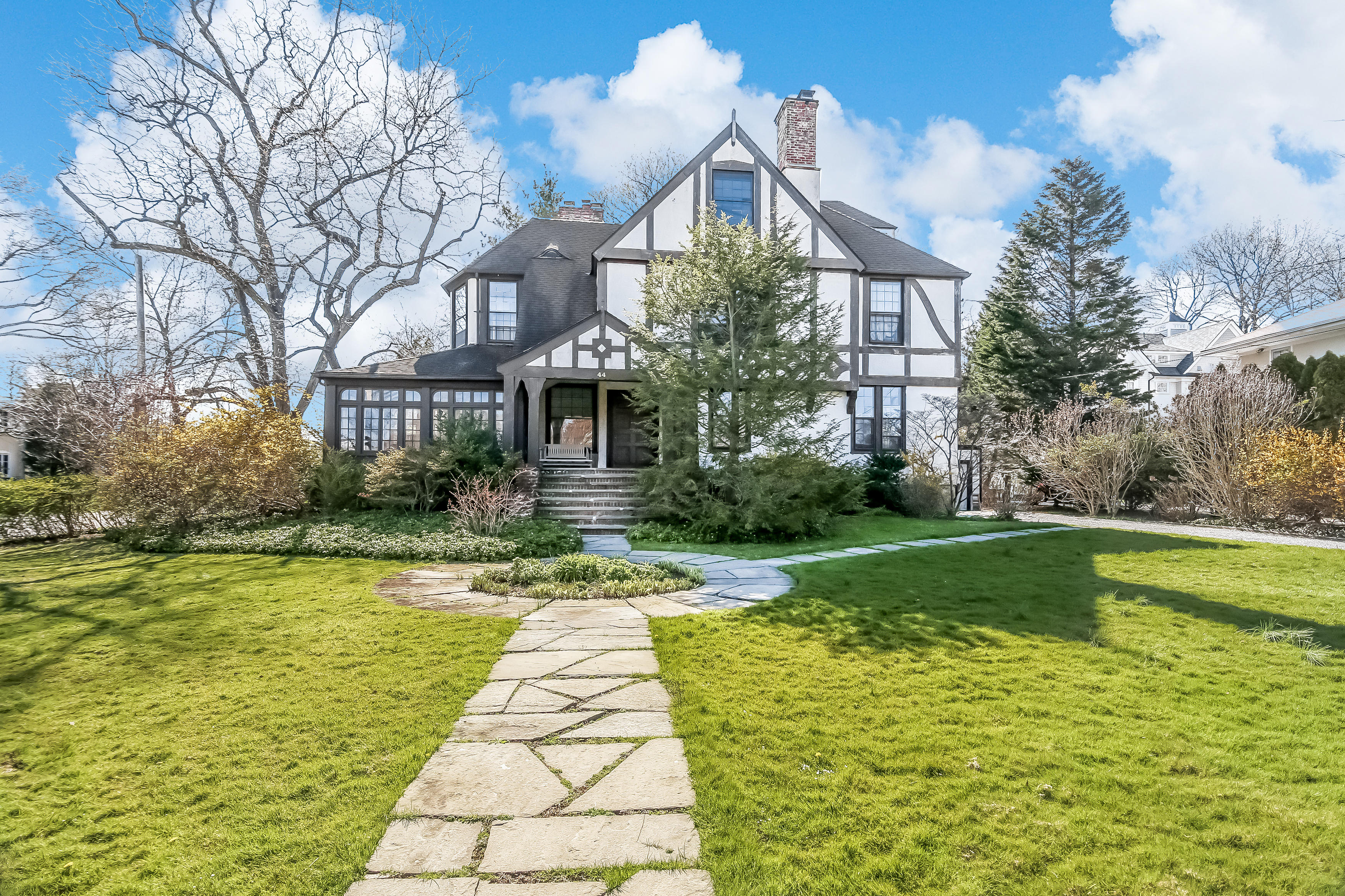 sales property at Classic Larchmont Manor Home