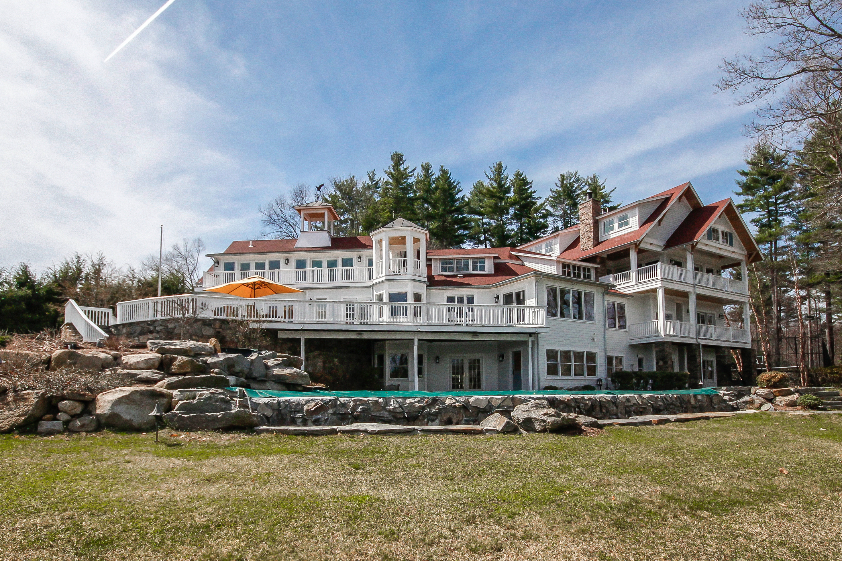 Casa Unifamiliar por un Venta en The Pointe At Barkwood Falls 28 Deerfield Road Brookfield, Connecticut 06804 Estados Unidos