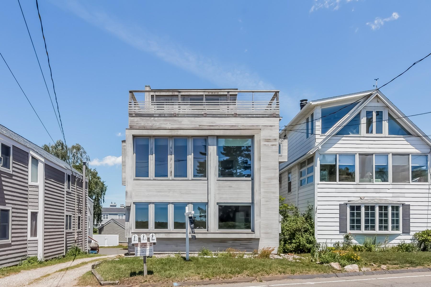 Maison unifamiliale pour l Vente à Stunning Views 98 Limewood Ave Branford, Connecticut, 06405 États-Unis