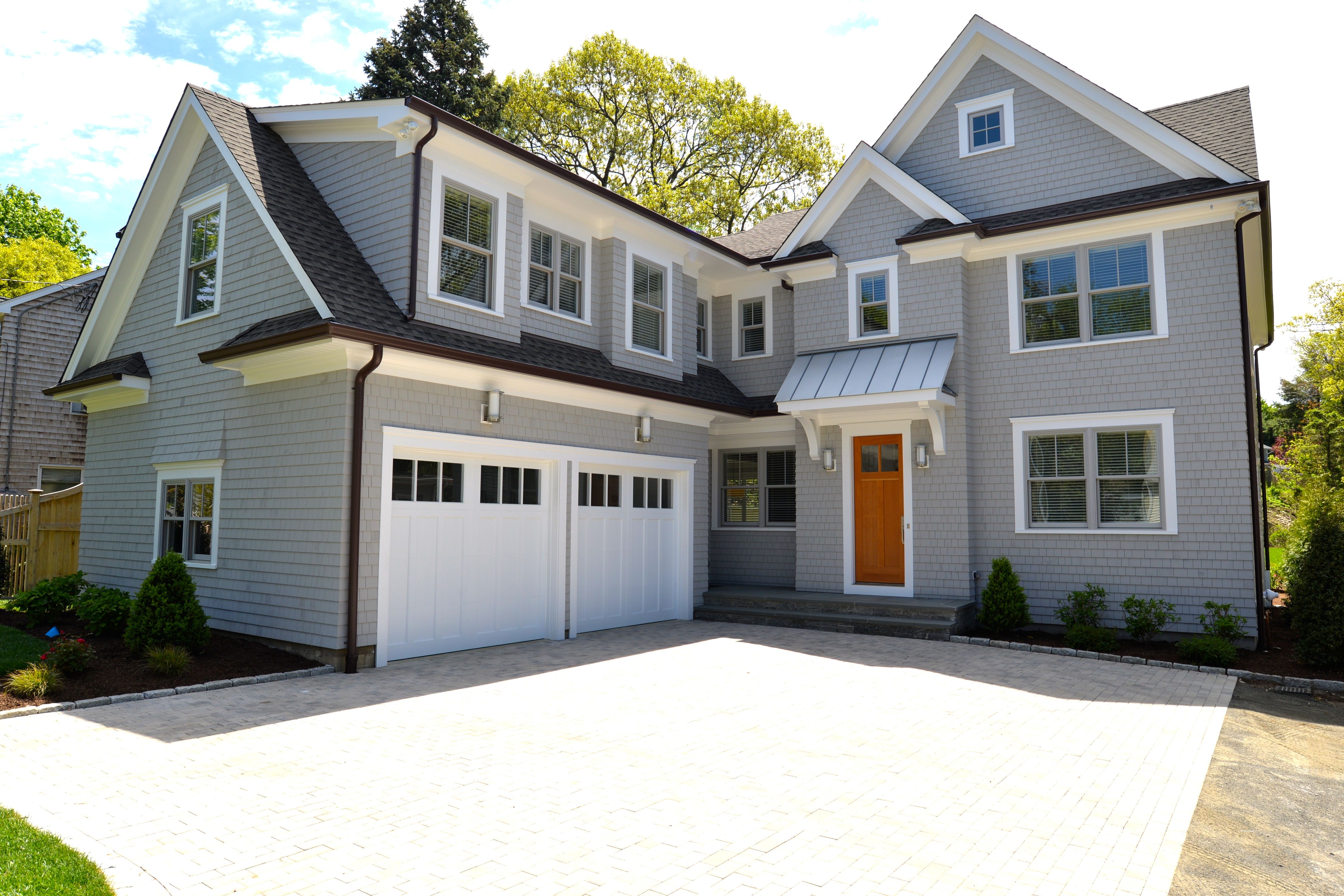 Частный односемейный дом для того Продажа на New Construction 15 Vani Court Westport, Коннектикут, 06880 Соединенные Штаты