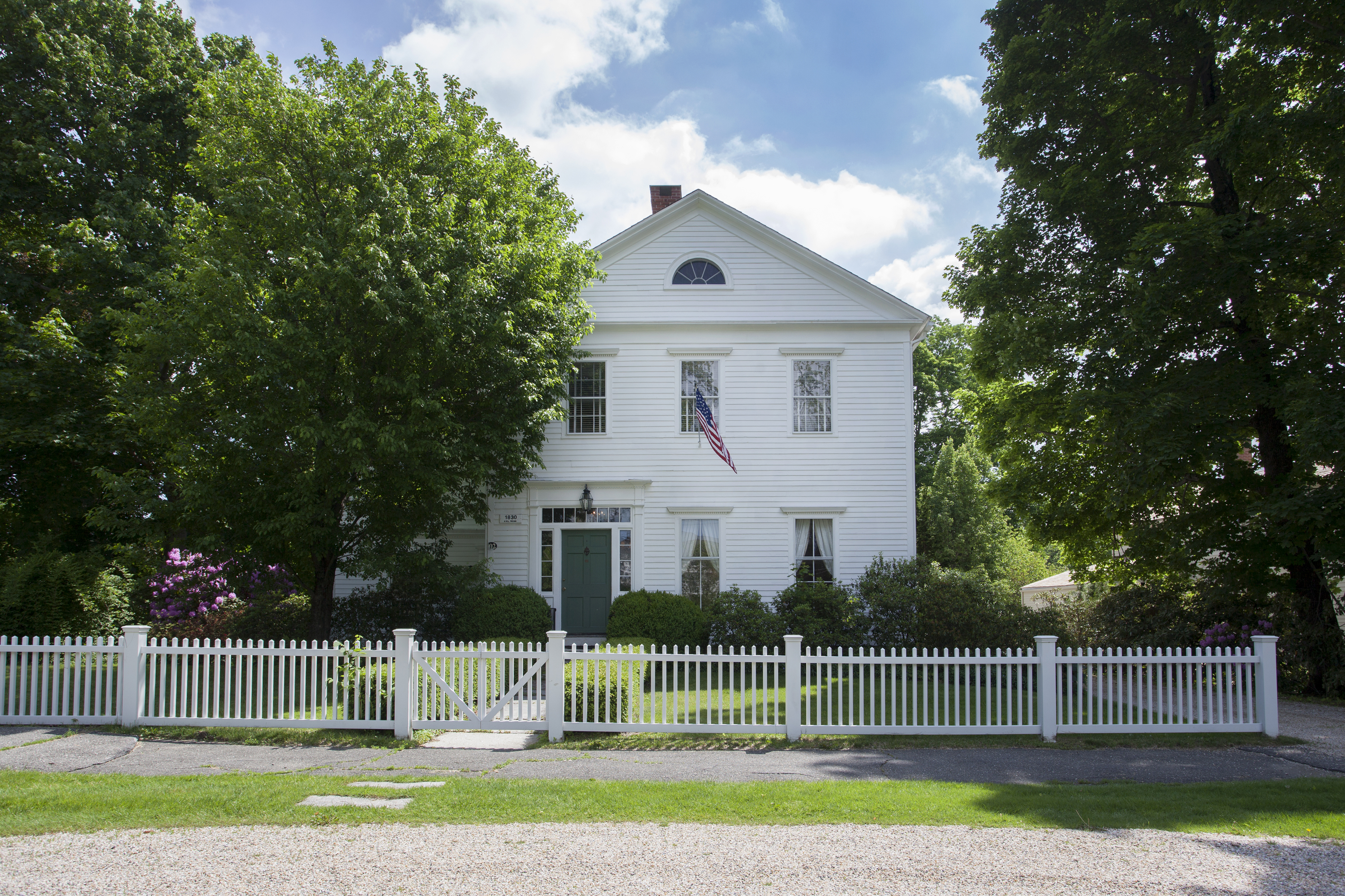 sales property at Grand White House of Litchfield