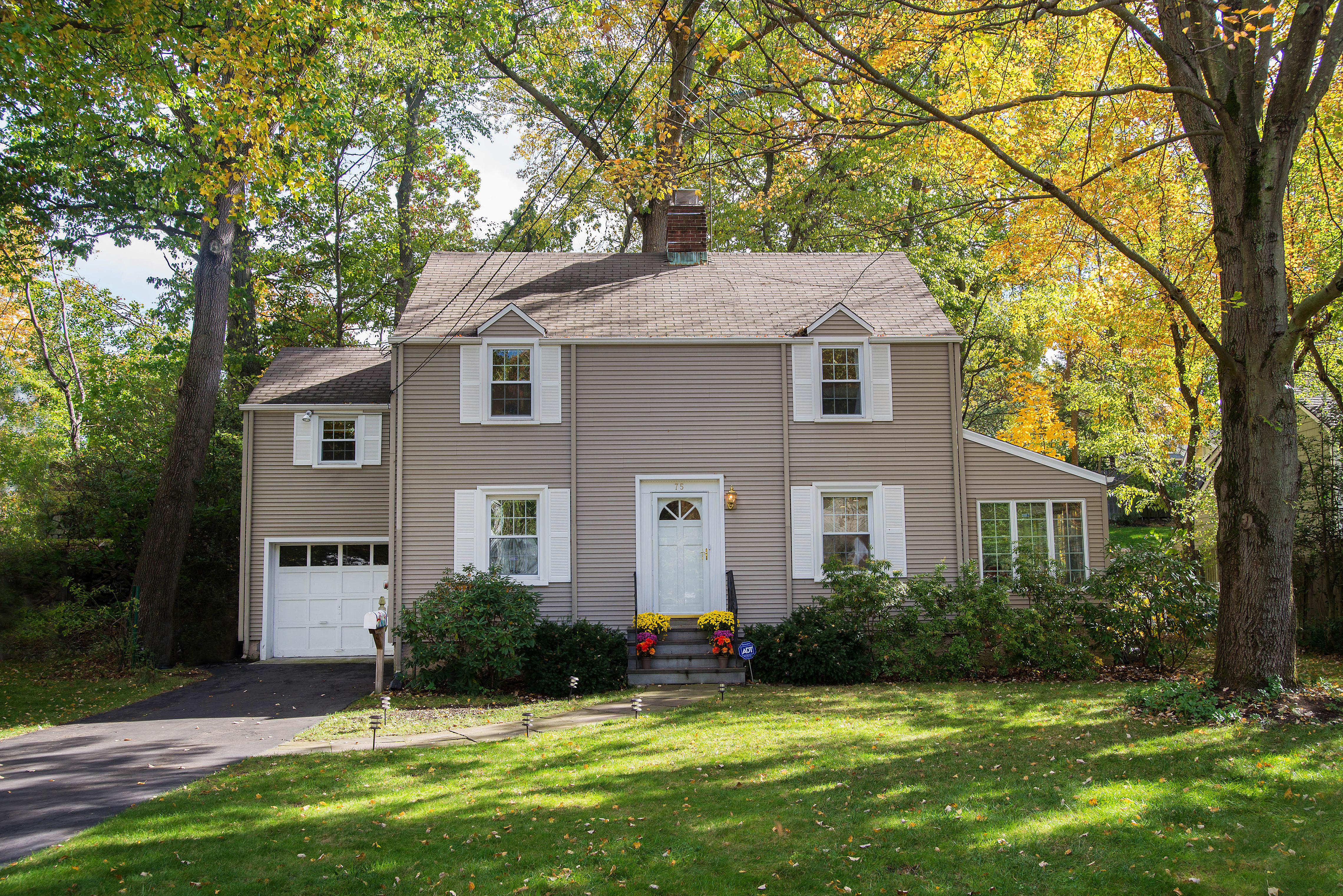 sales property at Colonial Home in Desirable Springdale