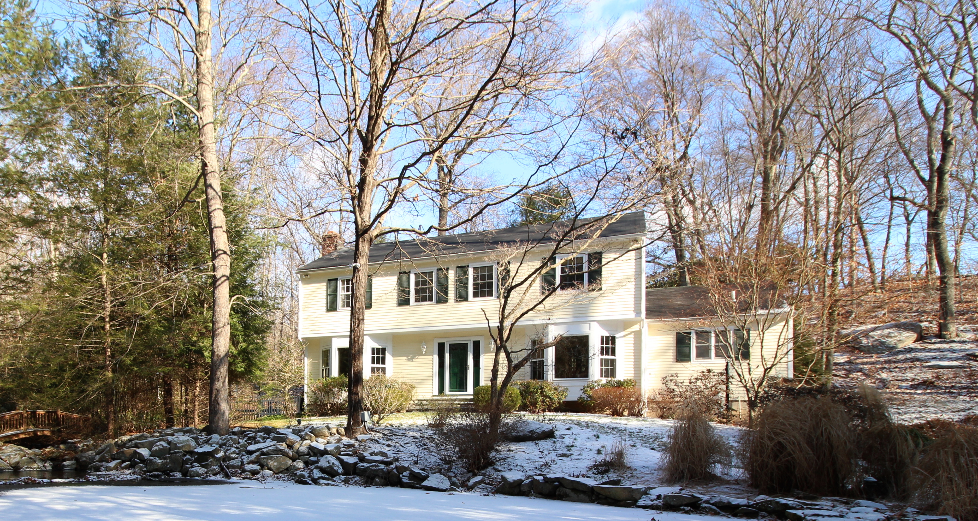 Property For Sale at Signature South Wilton Colonial