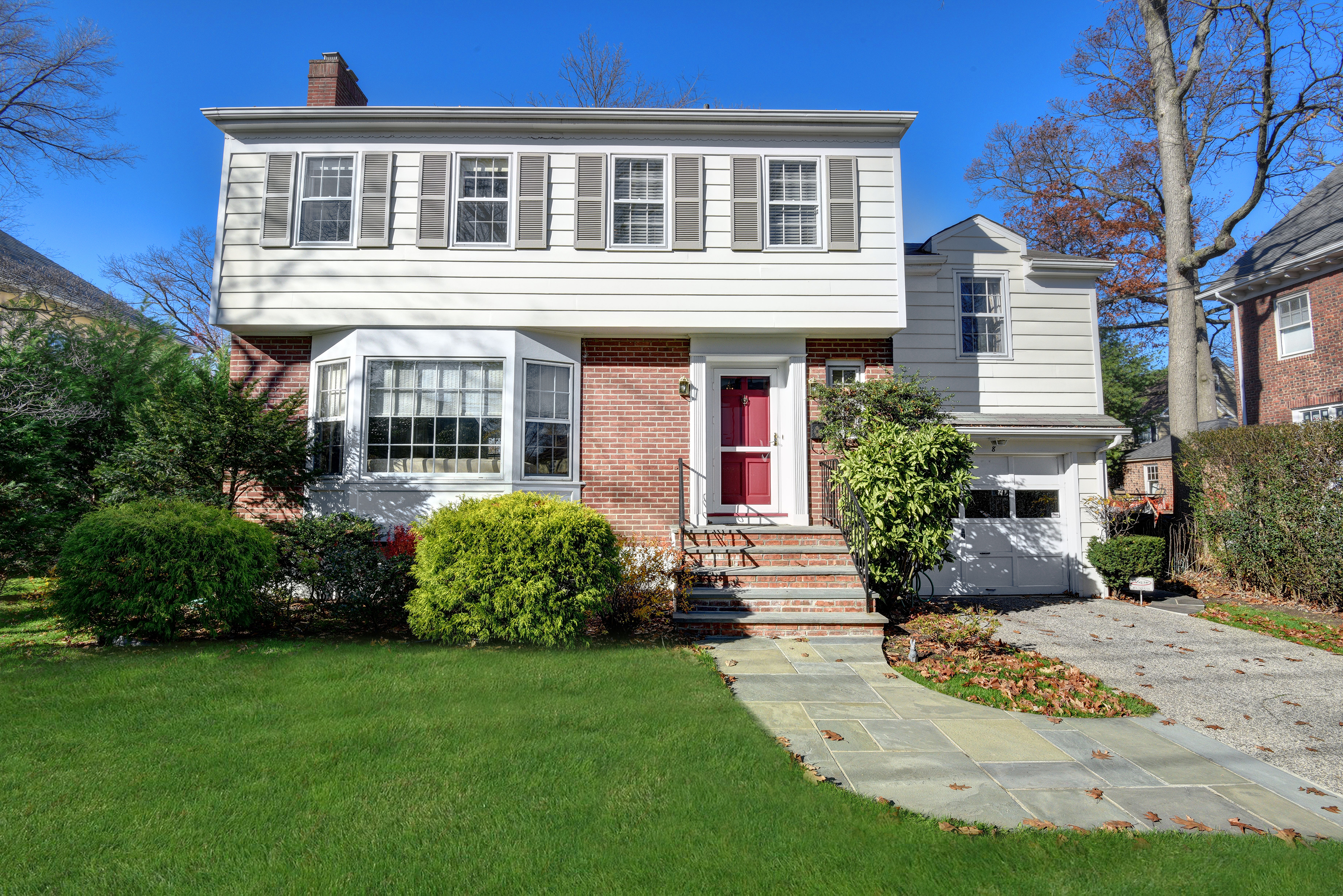 sales property at Larchmont Village Colonial