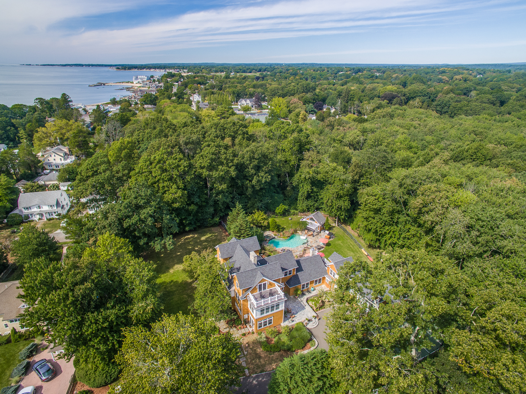 Casa Unifamiliar por un Venta en 33 Park Avenue Madison, Connecticut, 06443 Estados Unidos