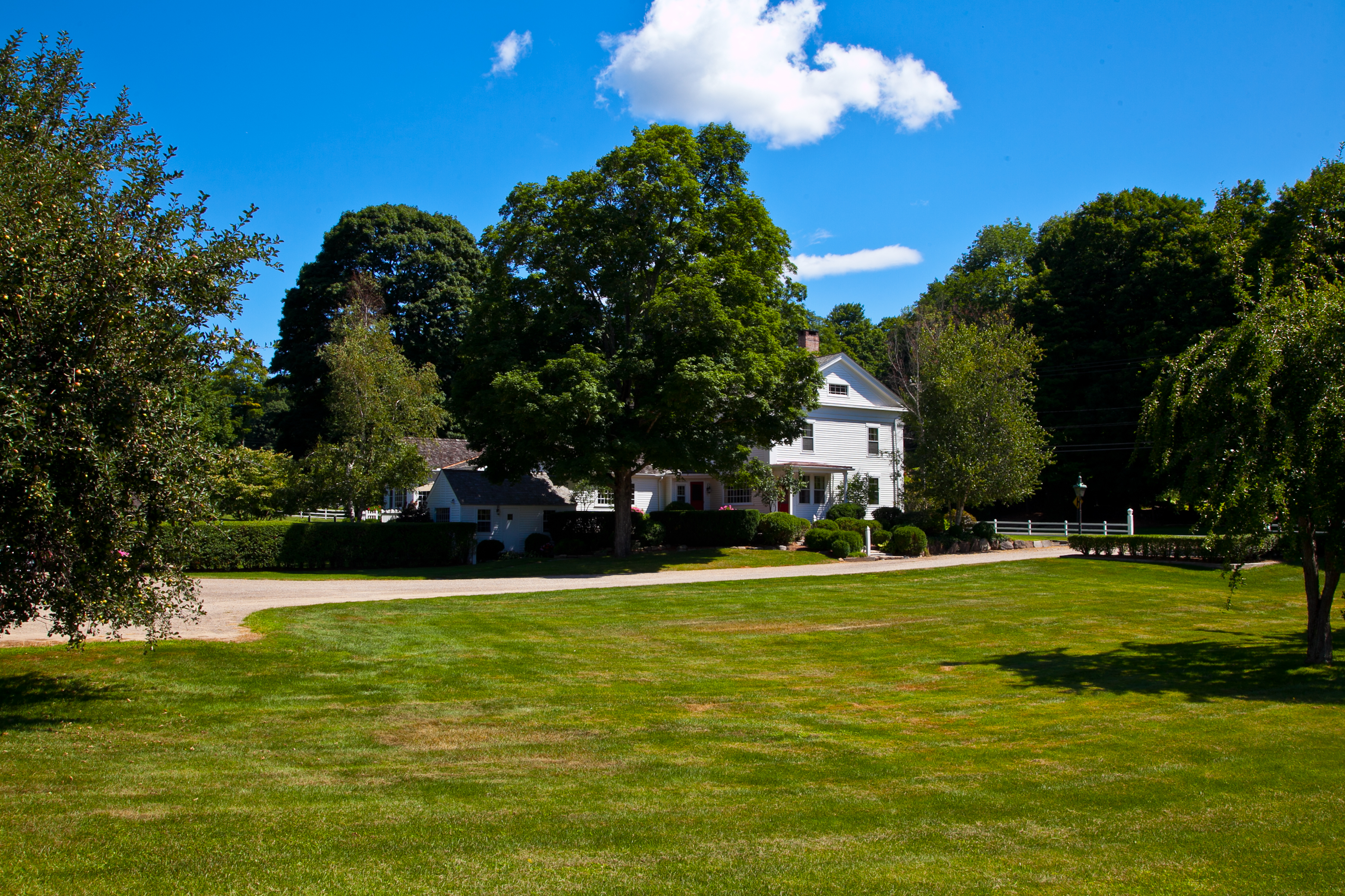 Single Family Home for Sale at Magical Woodbury Estate 920 Main St South Woodbury, Connecticut 06798 United States