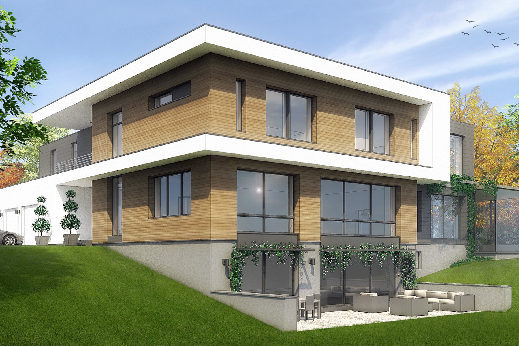 Property For Sale at German Passivehaus
