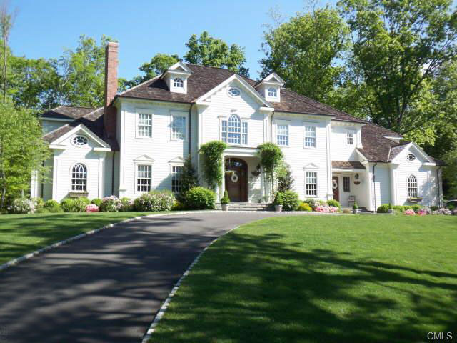 Single Family Home for Sale at WELLINGTON DRIVE 30 Wellington Drive Fairfield, Connecticut 06824 United States