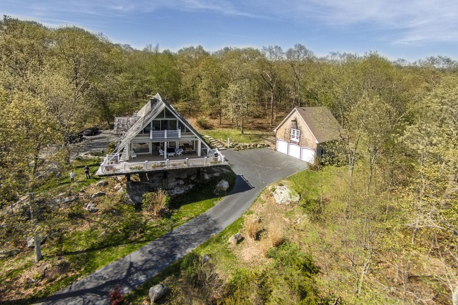 Property For Sale at Best Views of CT River in All Seasons