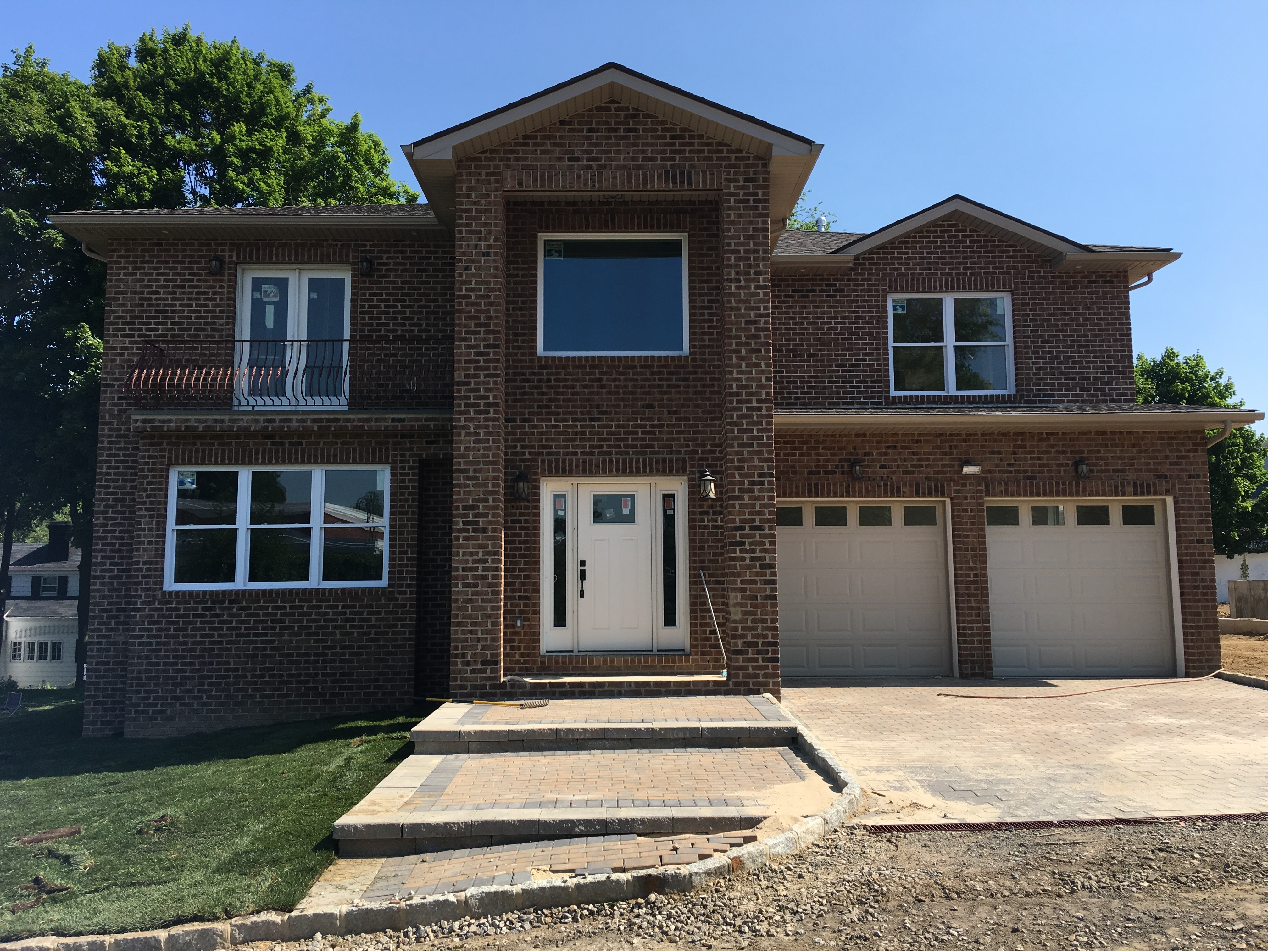 Single Family Home for Sale at New Build On Gorgeous Flat in Colonial Heights 1 Courtside Terrace Yonkers, New York, 10710 United States