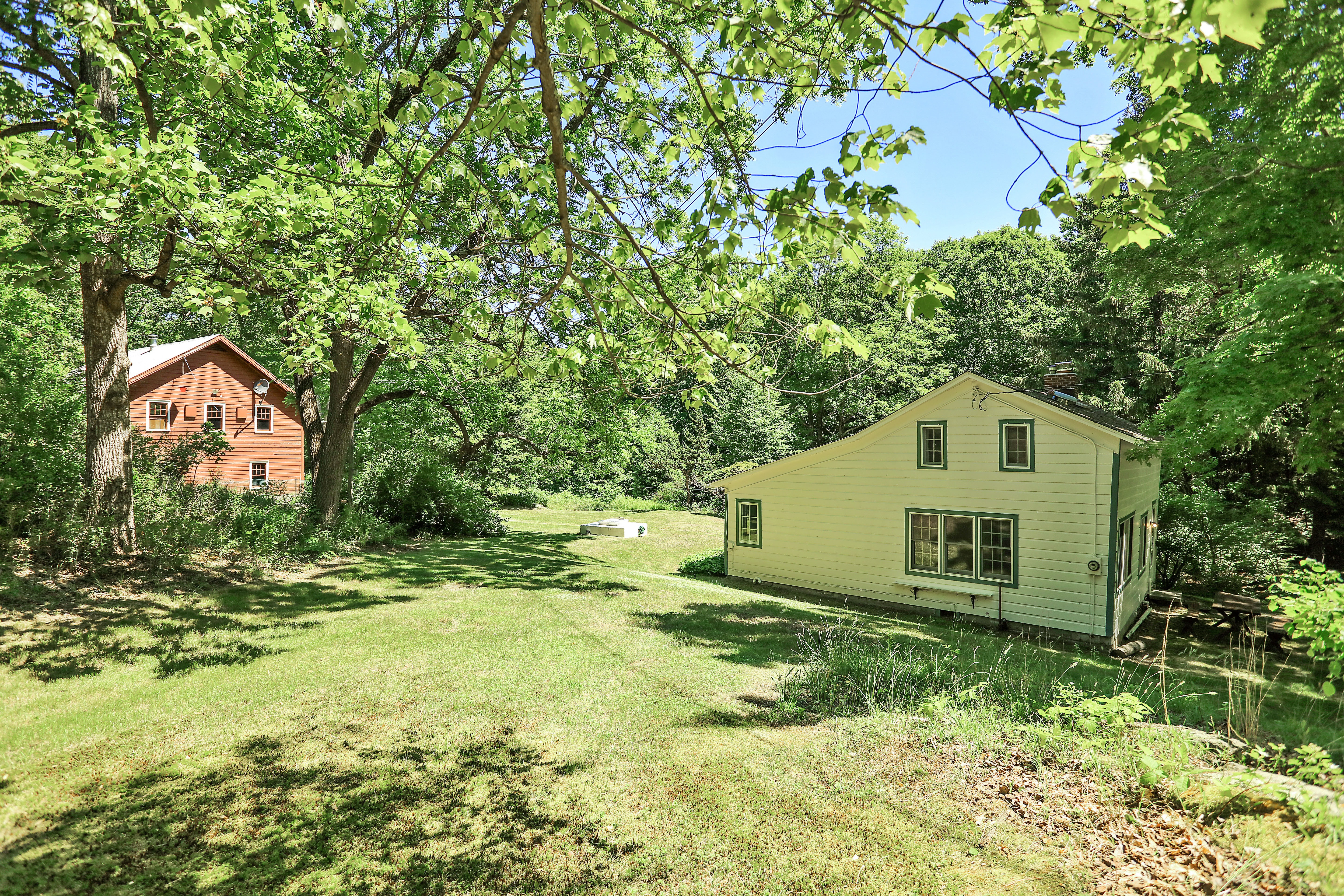 Single Family Home for Sale at Enchanting Poet's Cottage 1 Knights Way Rhinebeck, New York 12514 United States