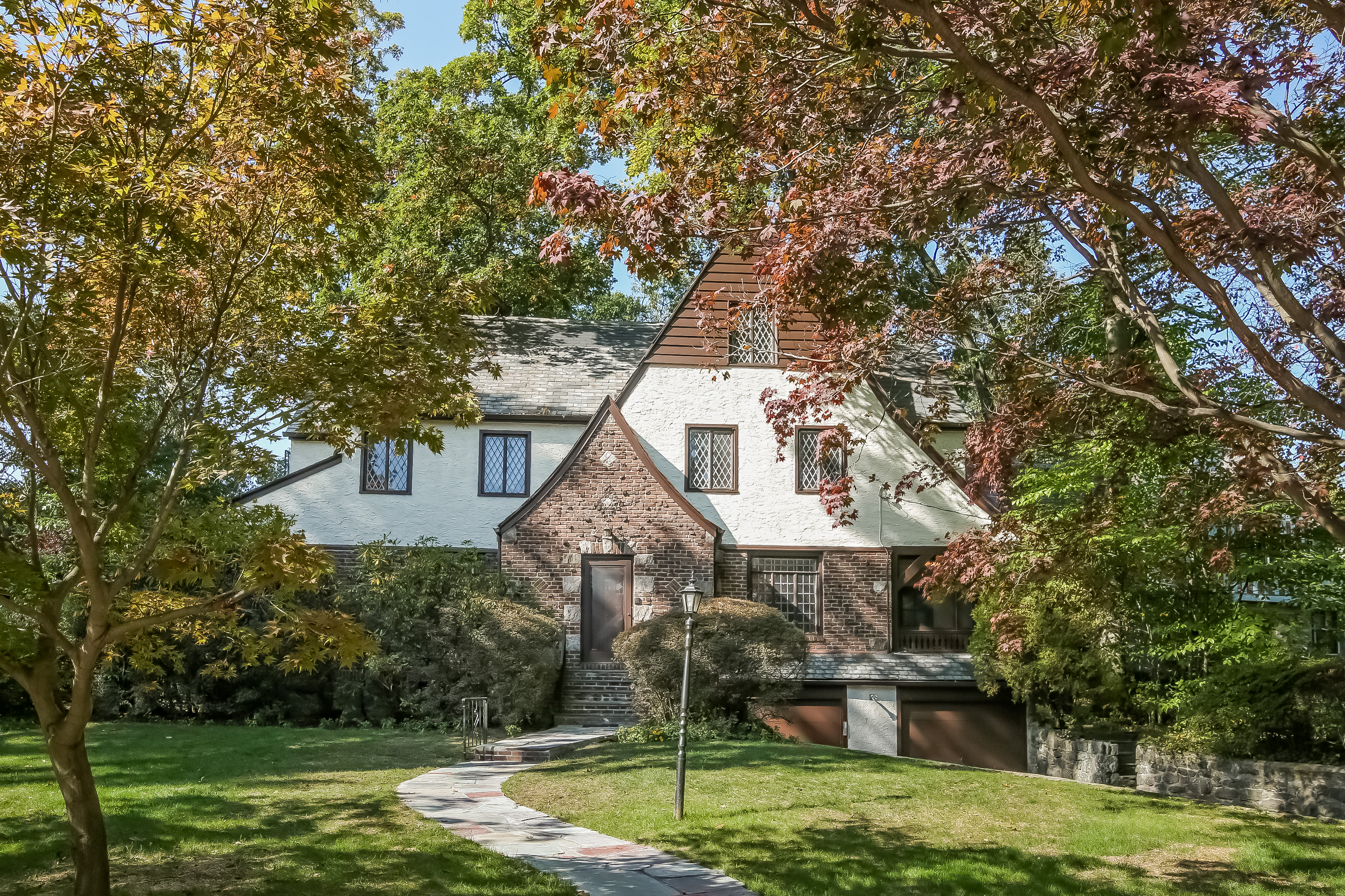sales property at Elegant Classic English Tudor