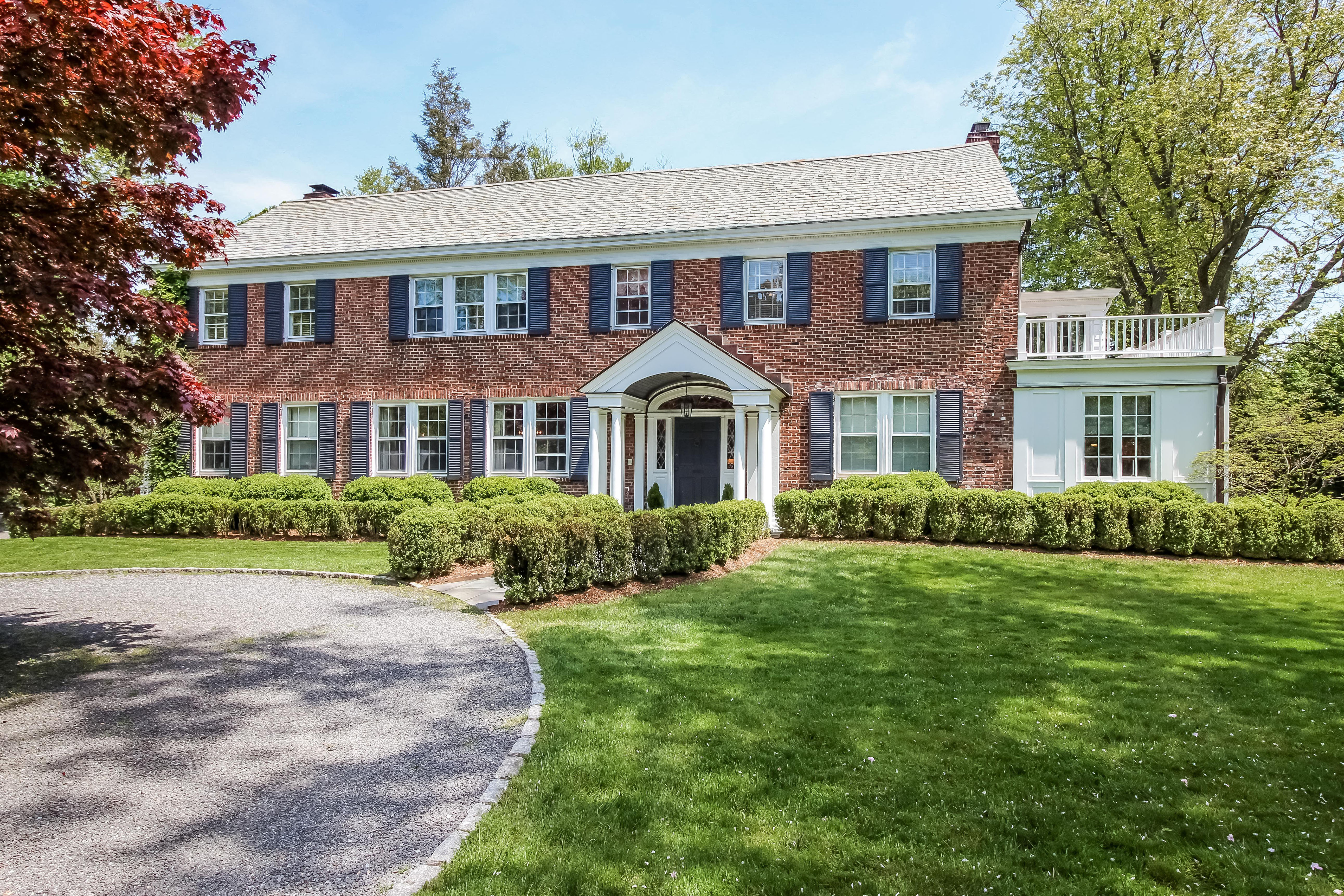 Einfamilienhaus für Verkauf beim 595 North Street Rye, New York, 10580 Vereinigte Staaten
