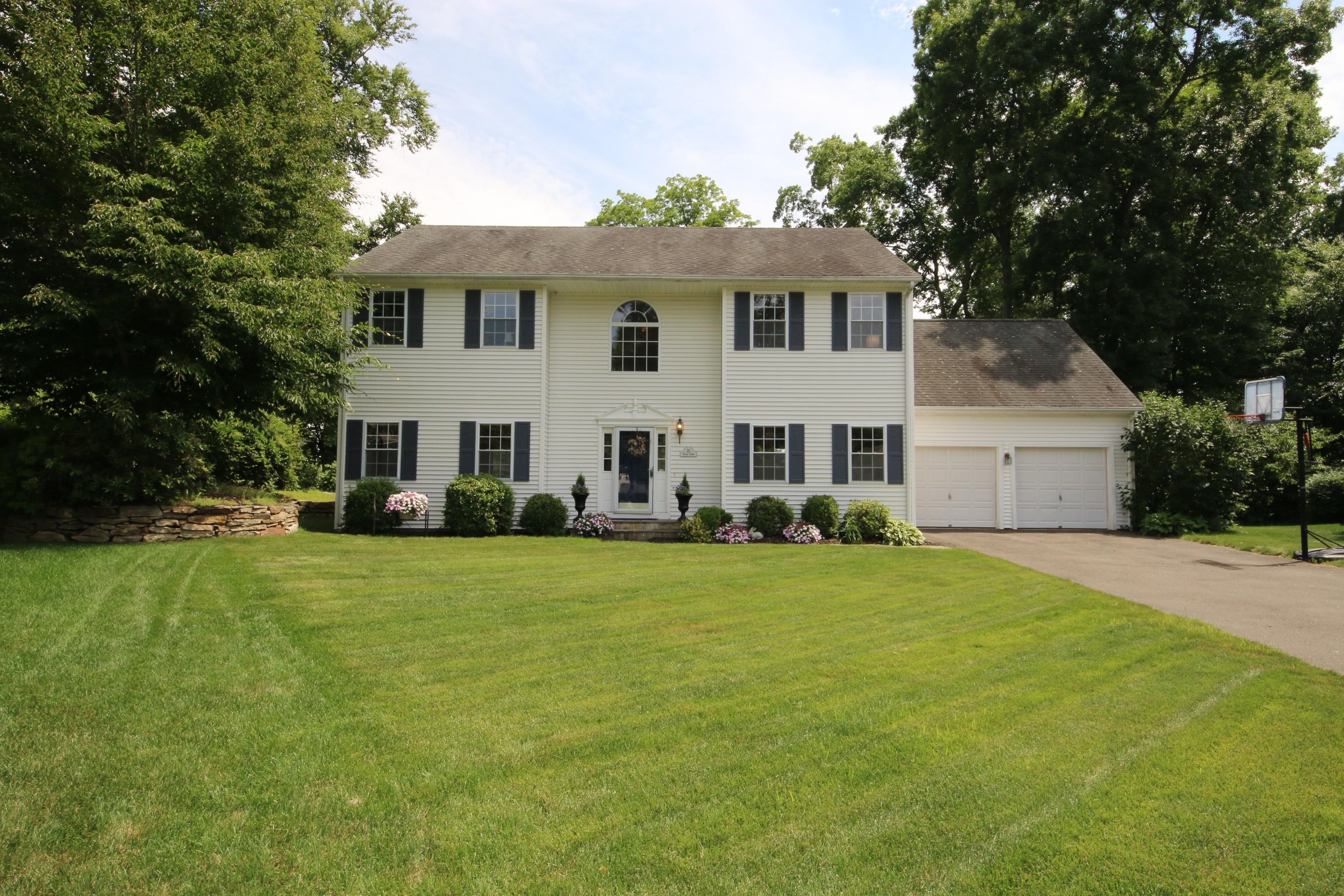 Property For Sale at Classic Four Bedroom Colonial