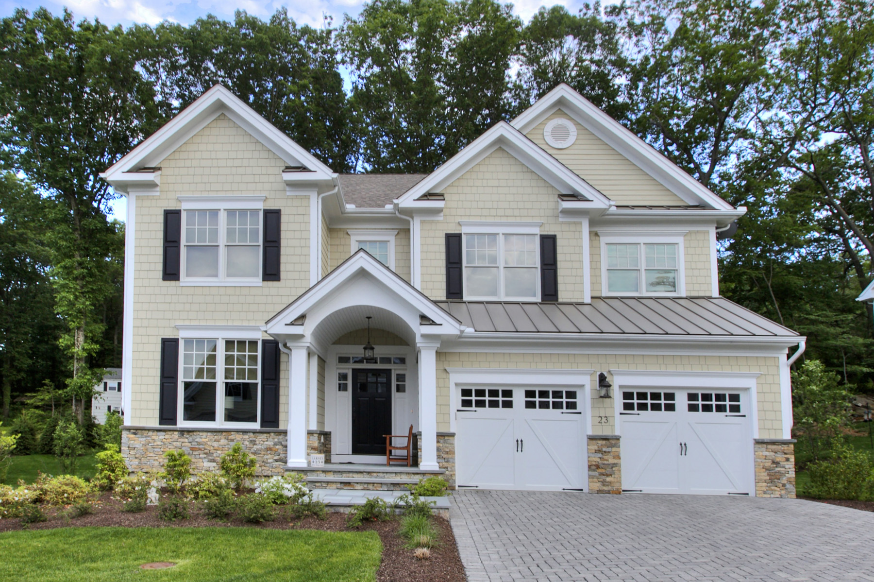 Single Family Home for Sale at 23 River Ridge Lane Wilton, Connecticut, 06897 United States
