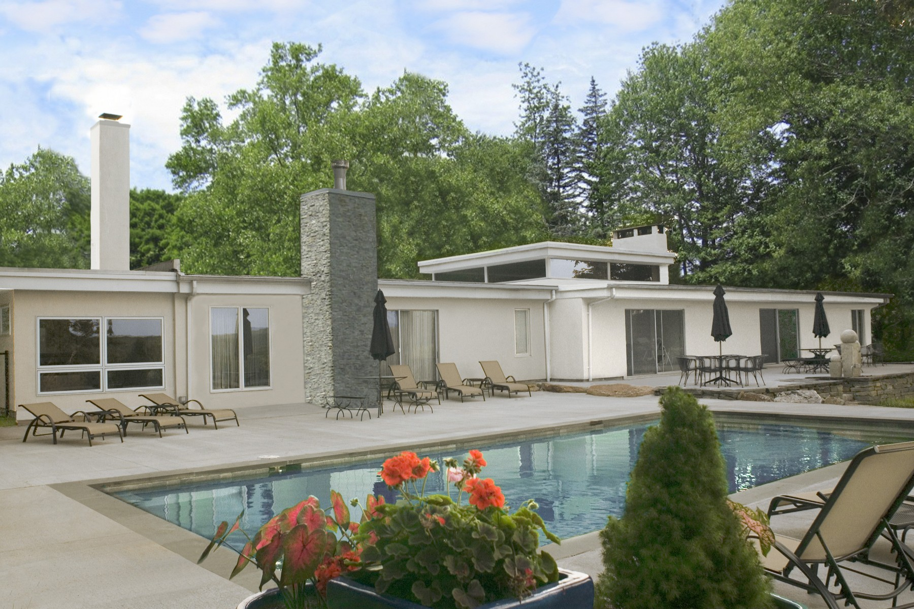 sales property at Classic Mid-Century Modern