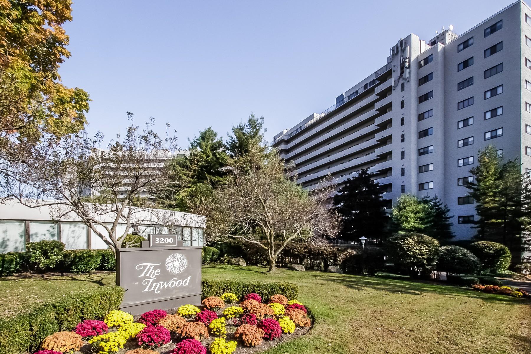 için Satış at Spacious, Sunny Two Bedroom Condo in Luxury Hi-Rise on Fairfield/Bridgeport Line 3200 Park Avenue 5E2 Bridgeport, Connecticut 06604 Amerika Birleşik Devletleri