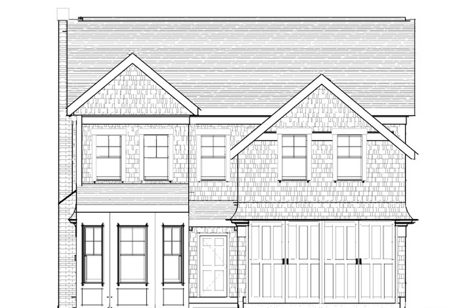 Casa para uma família para Venda às 14 Wakenor Road Westport, Connecticut 06880 Estados Unidos