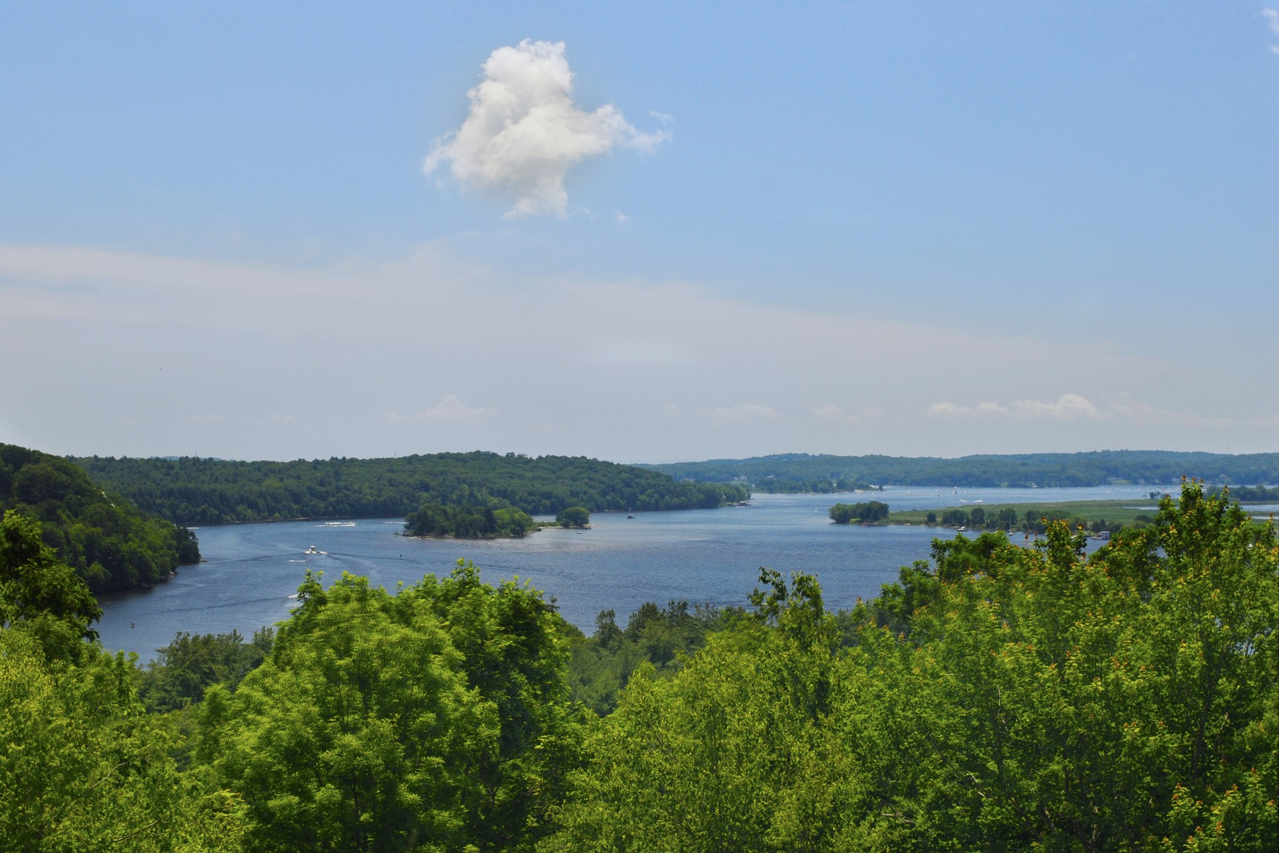 "sales property at ""Grandview"" Sits High Above the Ct. River"