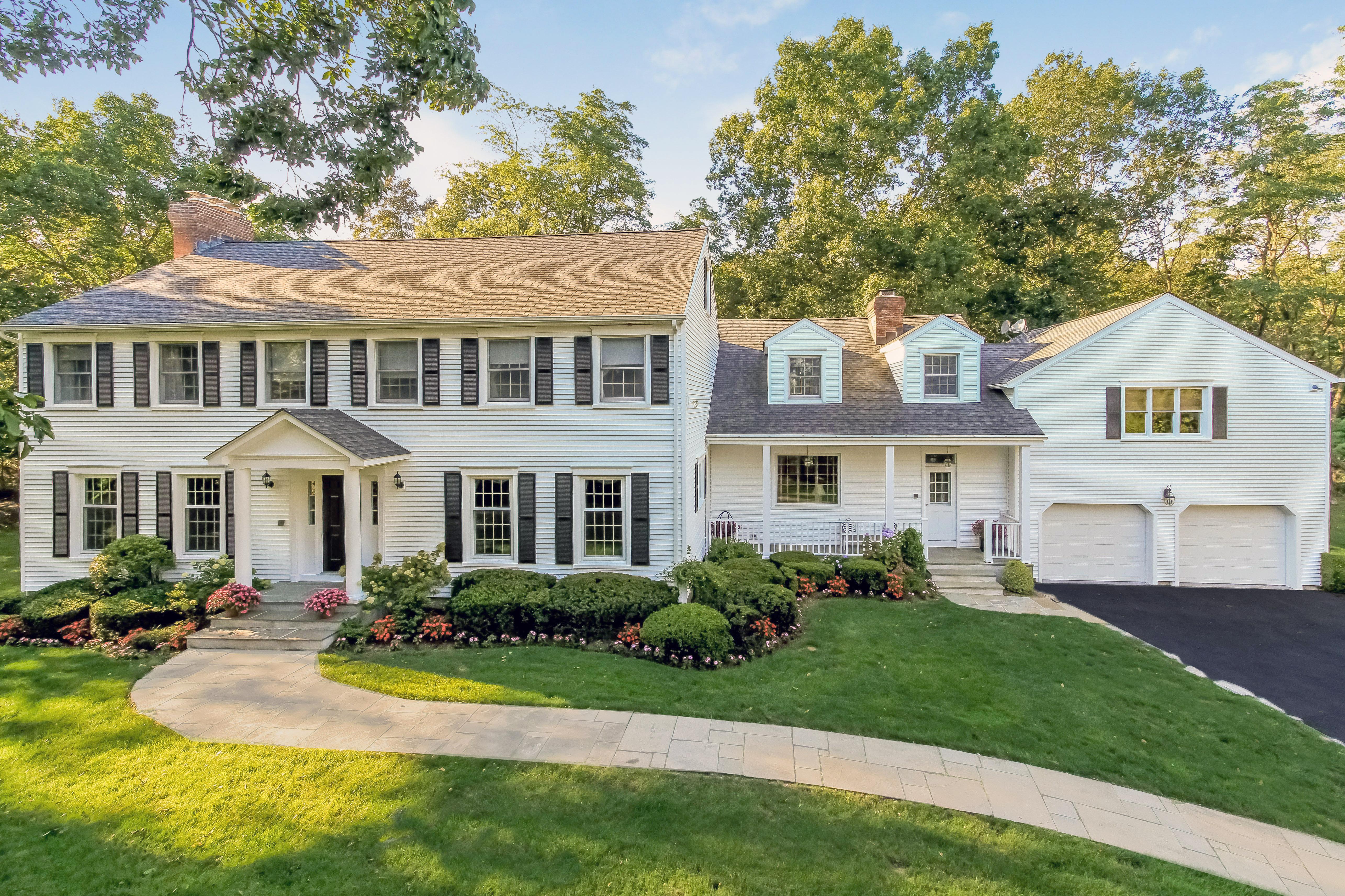 獨棟家庭住宅 為 出售 在 360 West Street Harrison, 紐約州, 10528 美國