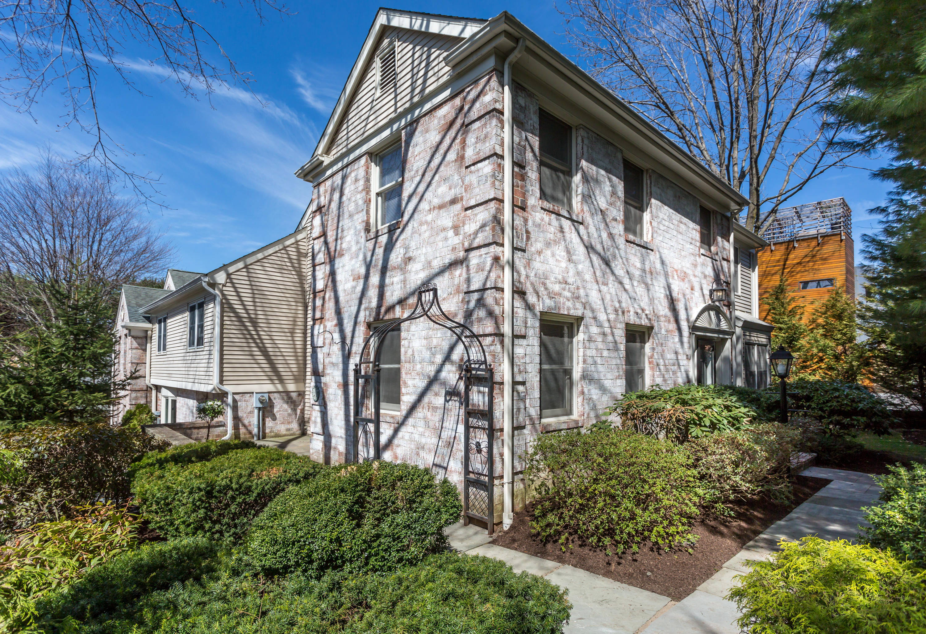 Condominium for Sale at Carefree In-Town Condo 179 Park Street A New Canaan, Connecticut 06840 United States