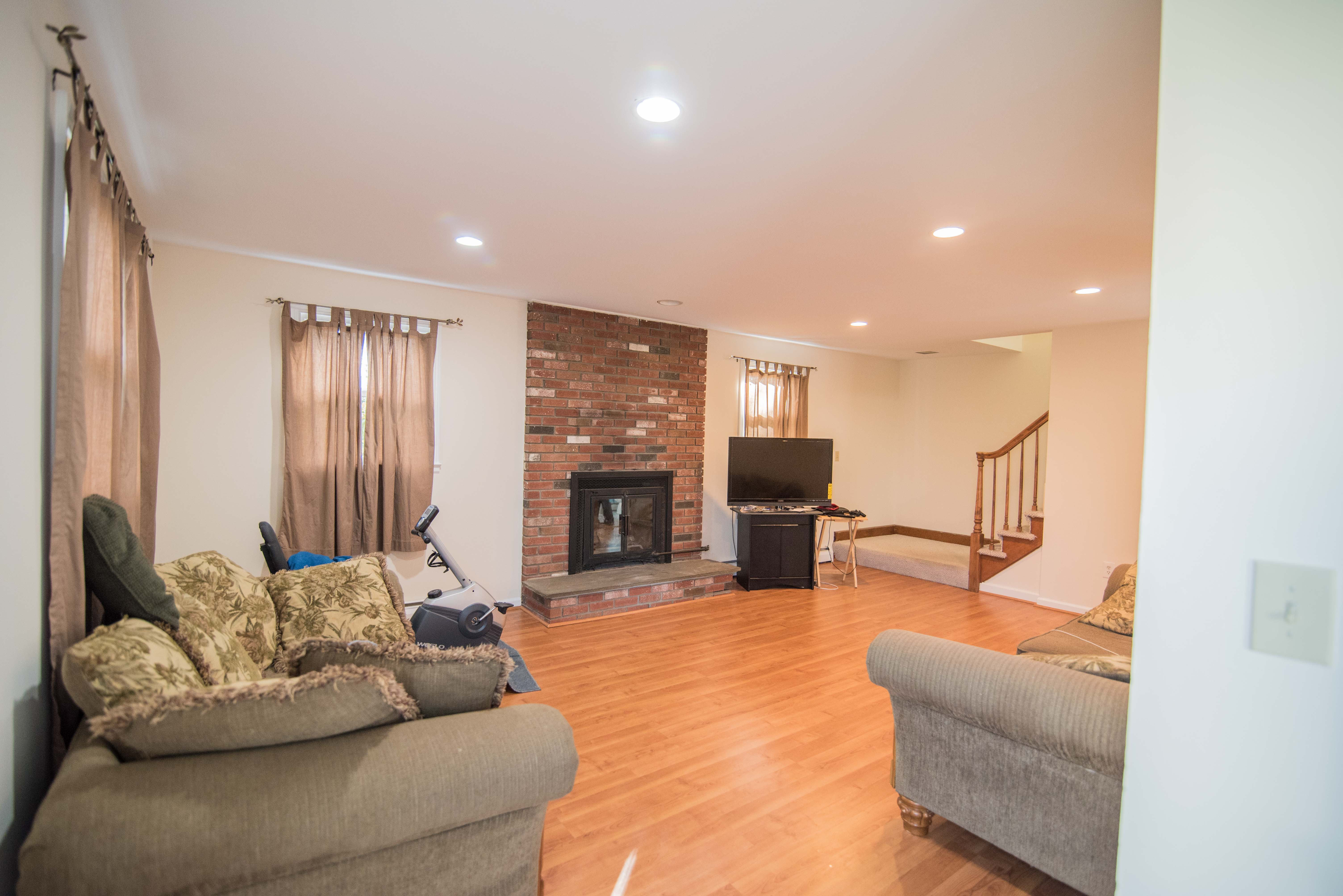 Property Of Lovely Colonial With Open Floor Plan