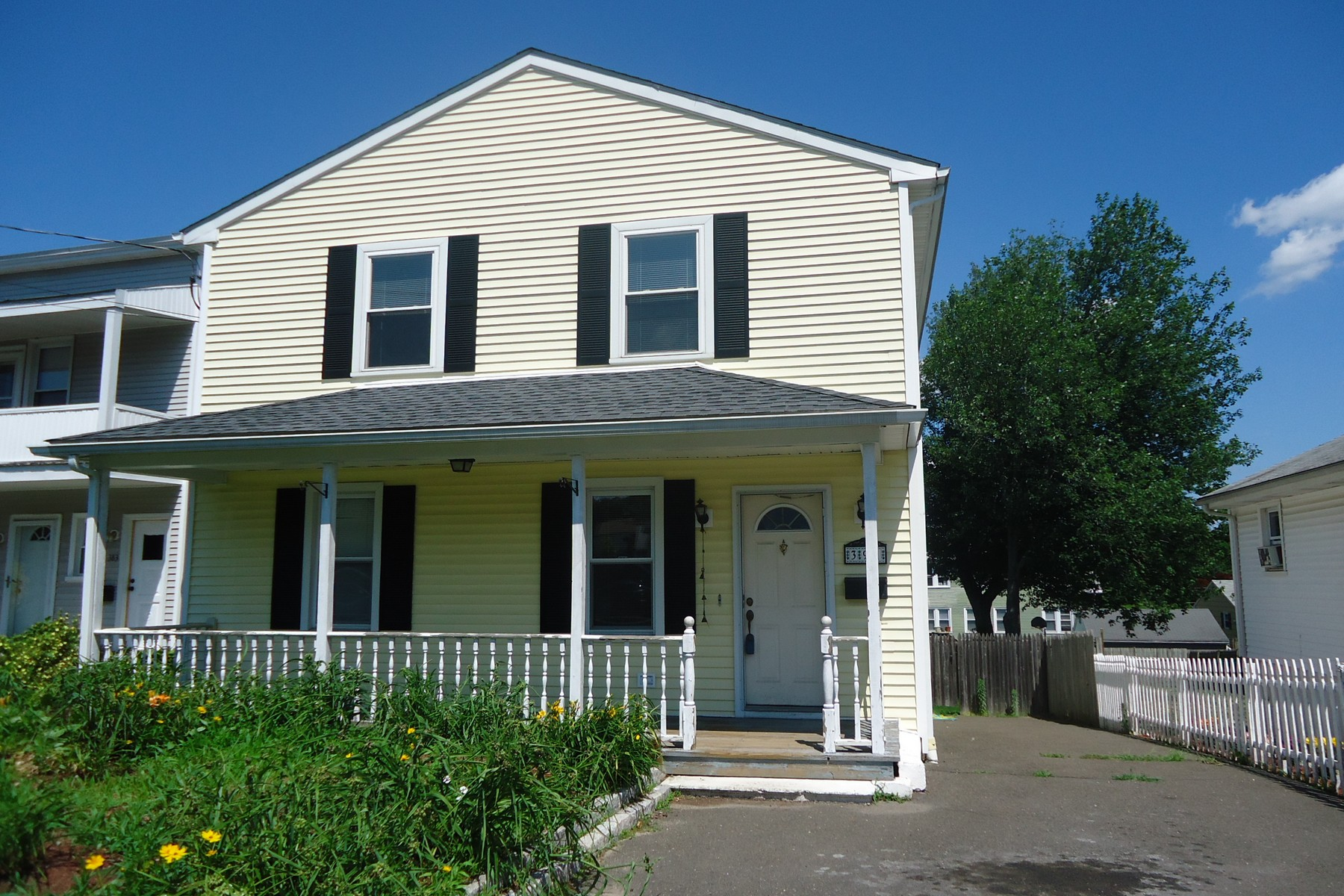 Property For Sale at Great New Price for this Spacious Updated Four Bedroom Colonial