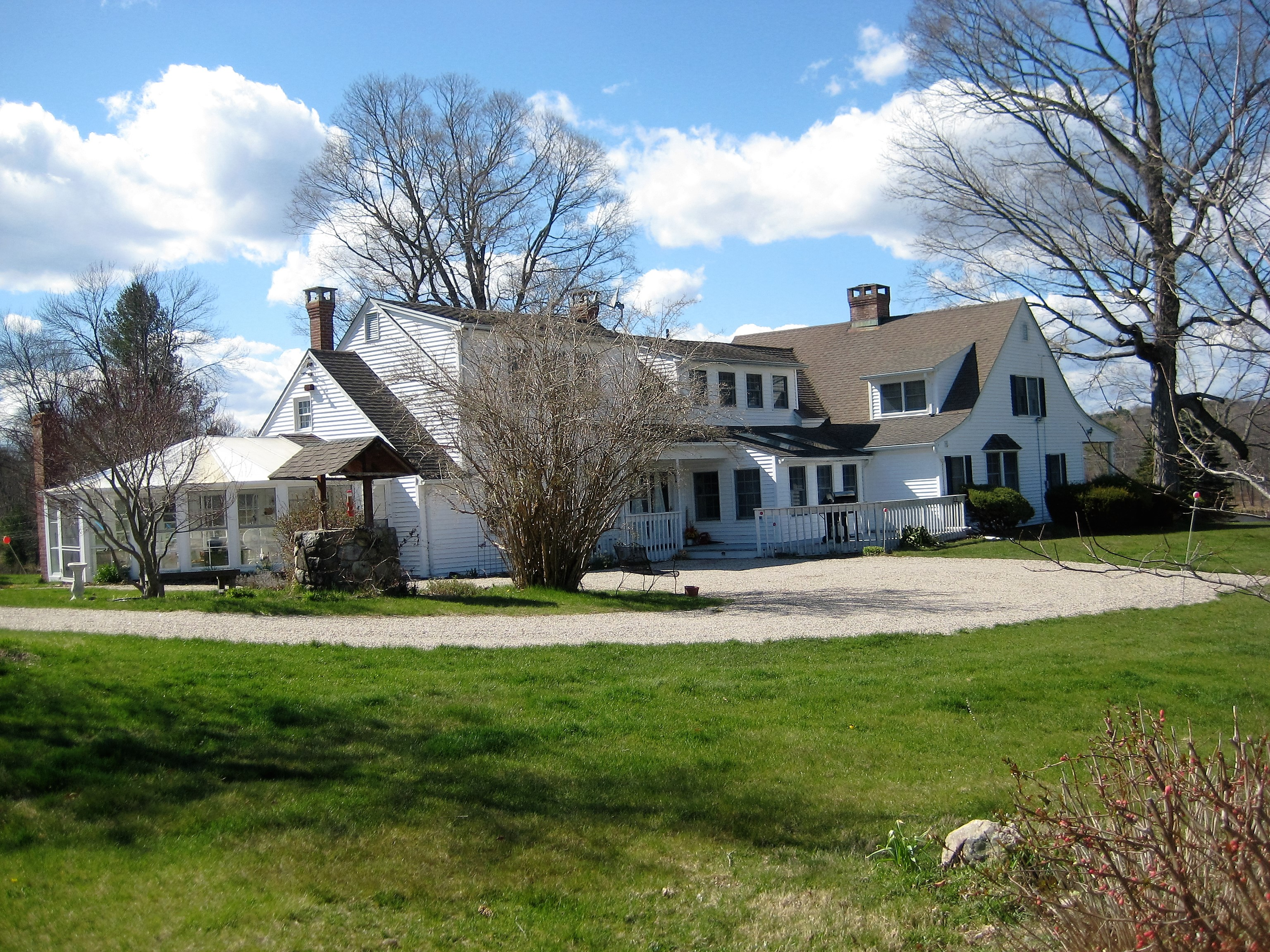sales property at Picturesque Cape on 9+ Acres
