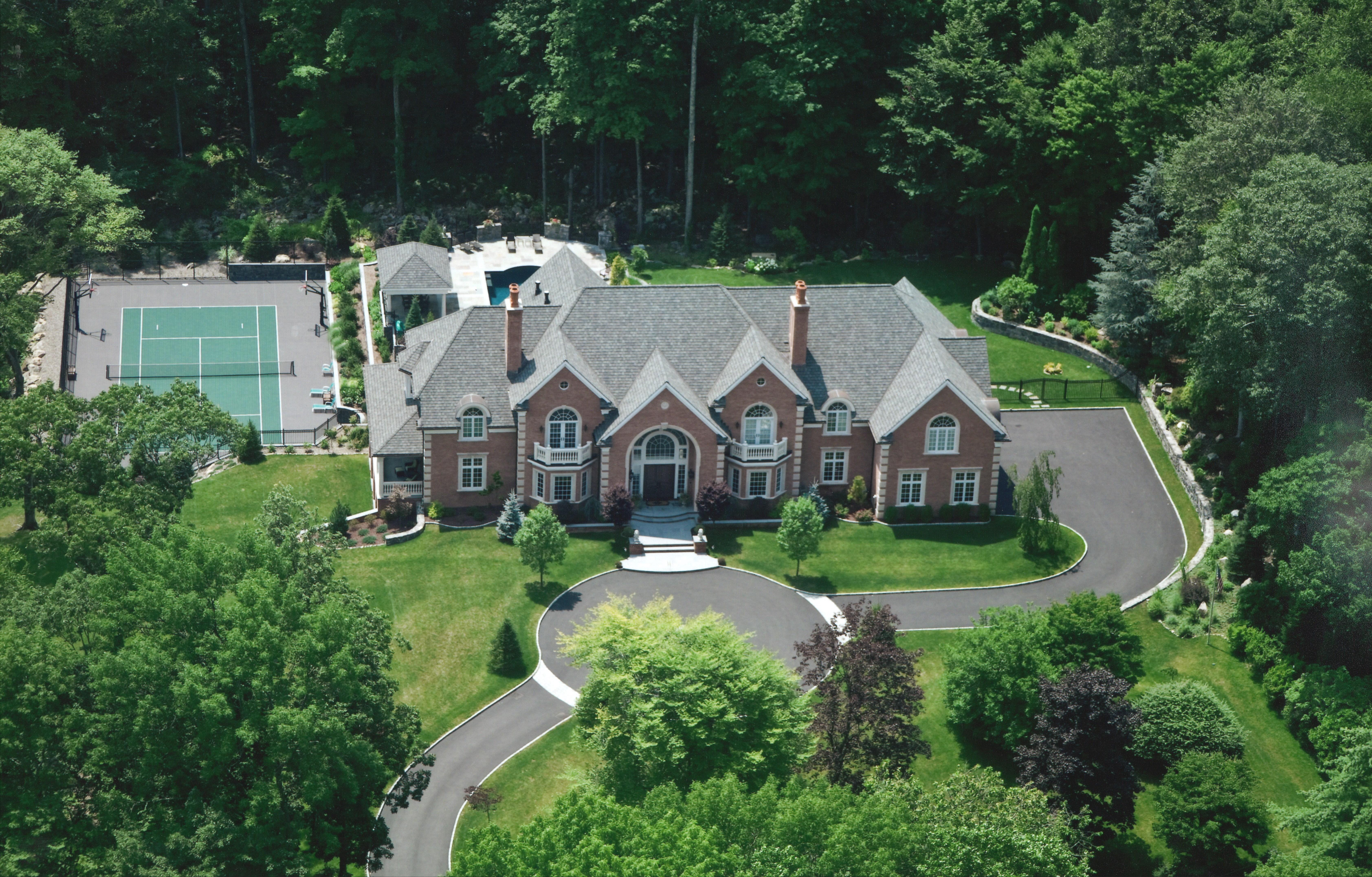 Casa Unifamiliar por un Venta en Rosehill Estate 26 Pequot Lane New Canaan, Connecticut 06840 Estados Unidos