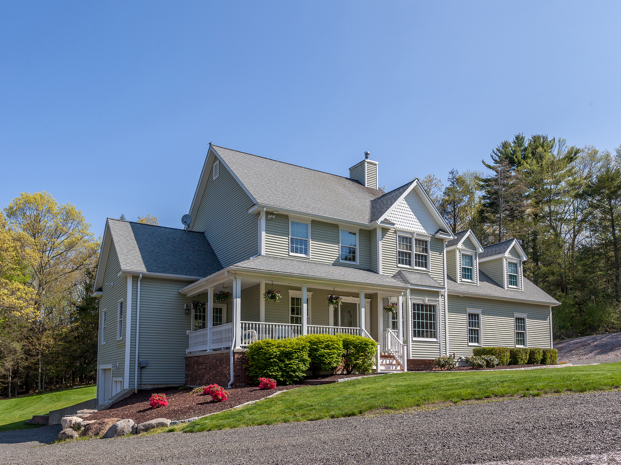 sales property at Pristine Country Colonial