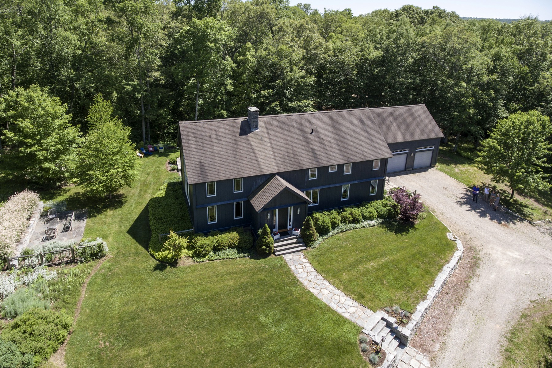 Single Family Home for Sale at Exquisite Post and Beam Yankee Barn 31-2 Baker Lane Lyme, Connecticut, 06371 United States