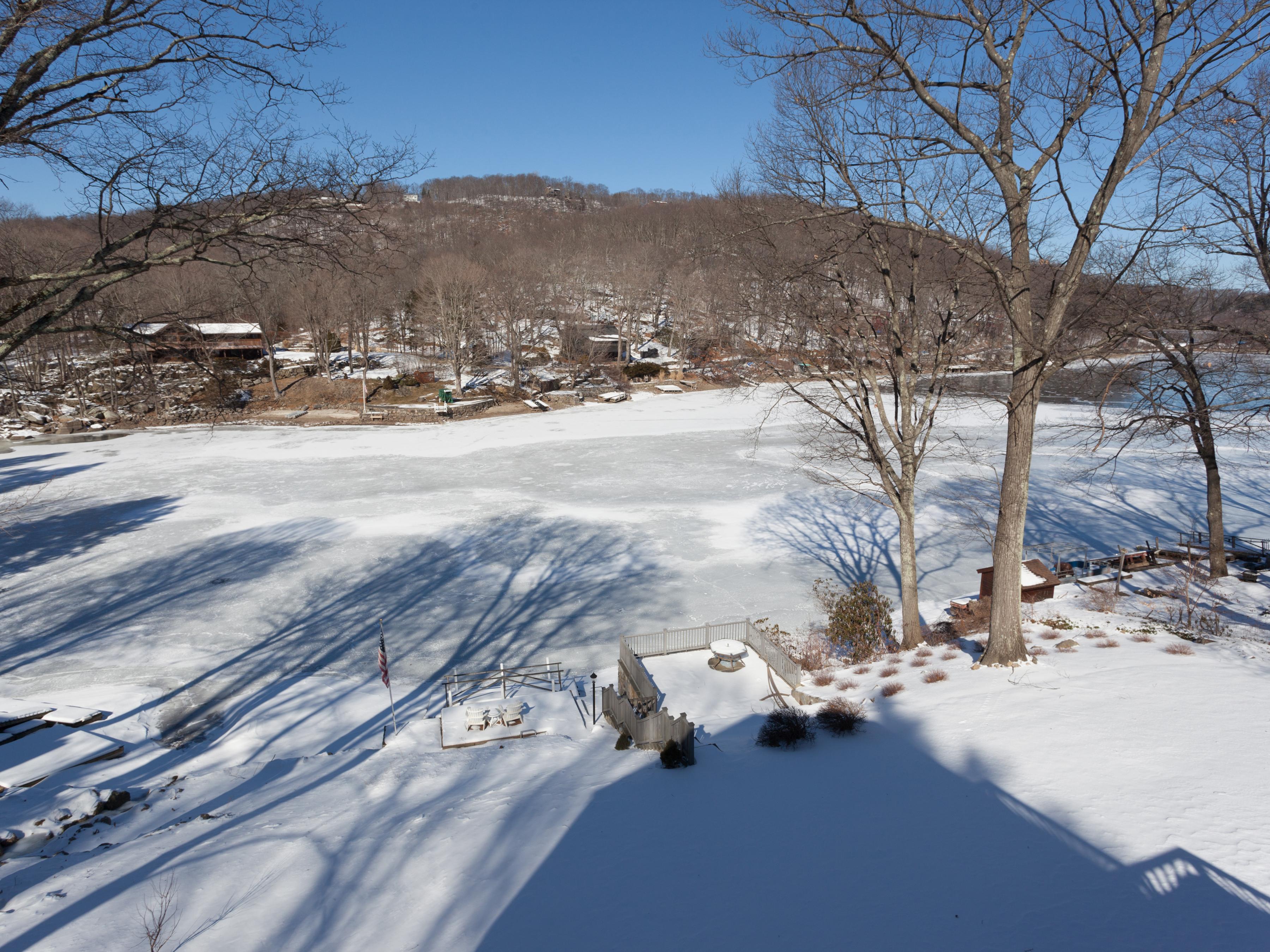 sales property at Candlewood Lake Waterfront Gem