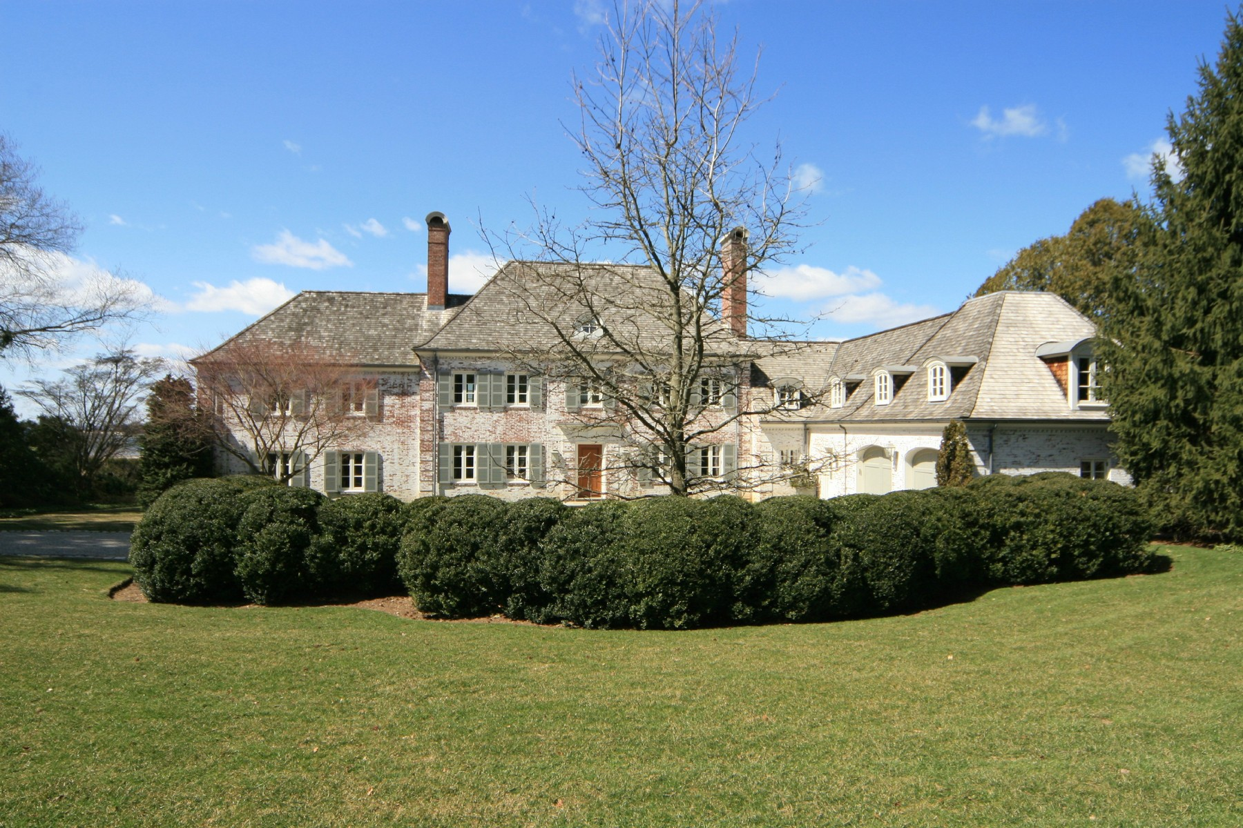 Single Family Home for Sale at LA LANTERNE ON SASCO HILL 794 Sasco Hill Road Fairfield, Connecticut 06824 United States