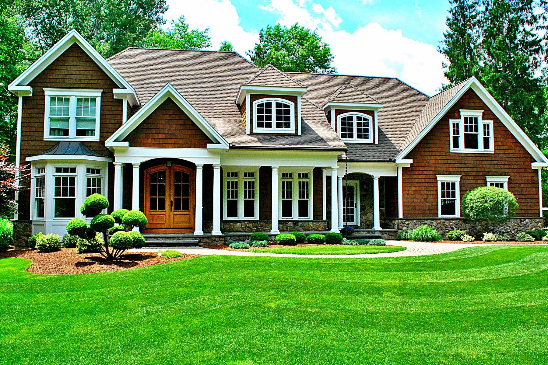 Einfamilienhaus für Verkauf beim Perfect Colonial on 5.3 Park Like Acres 29 Devonshire Ln Haddam, Connecticut 06441 Vereinigte Staaten