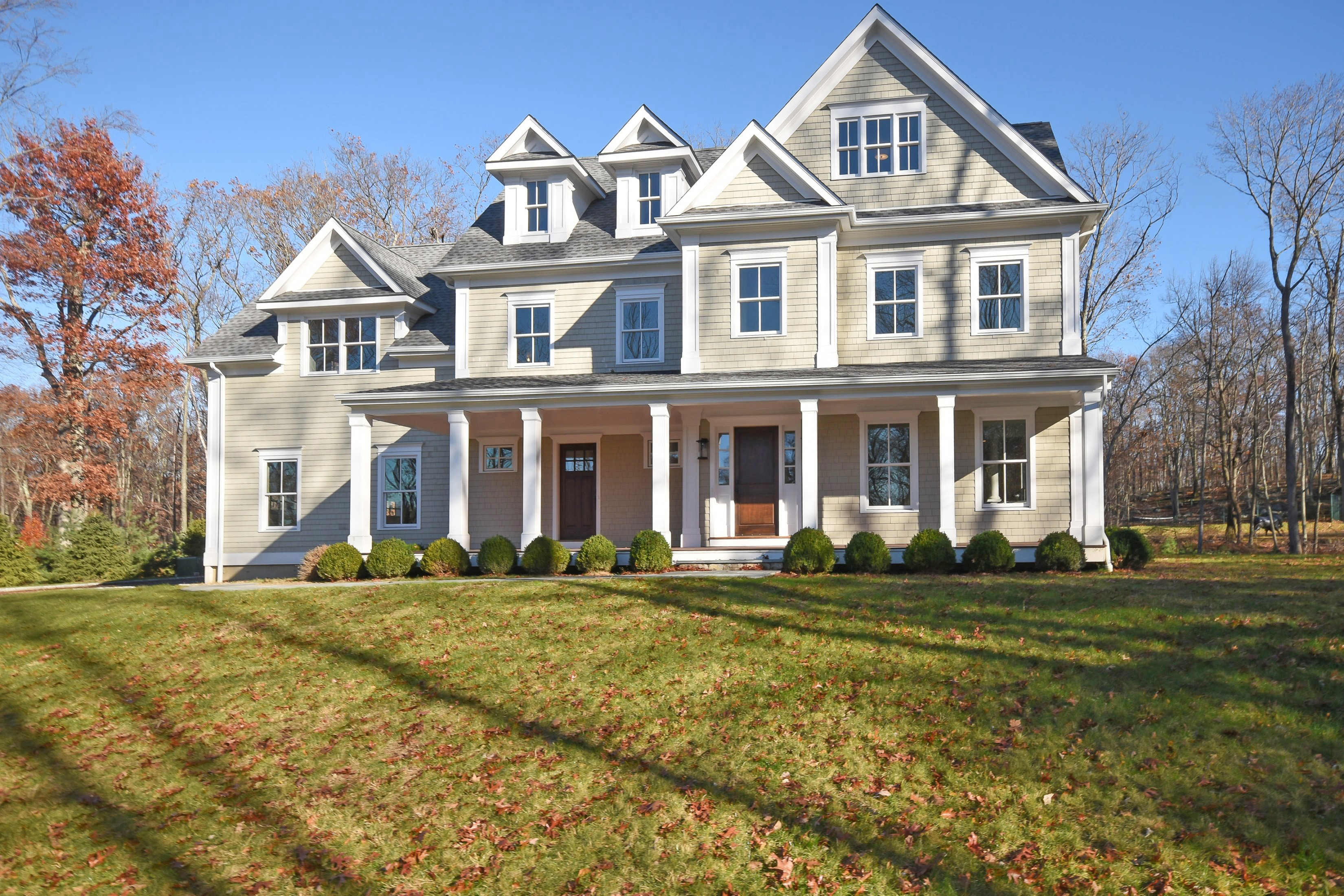 Single Family Home for Sale at 24 Hillcrest Lane Weston, Connecticut 06883 United States