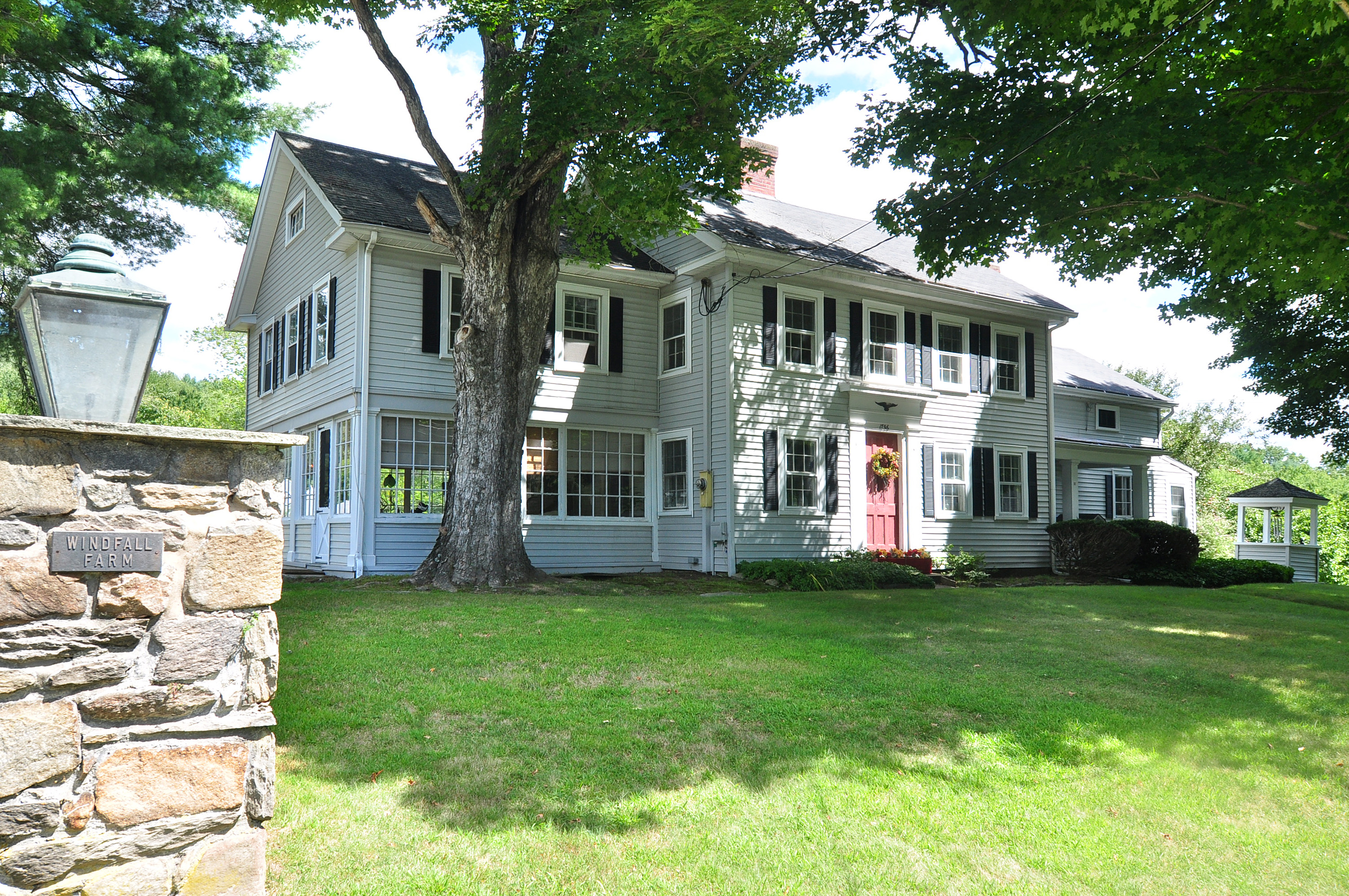 Single Family Home for Sale at Windfall Farm 392 Old Turnpike Road East Bridgewater, Connecticut, 06752 United States