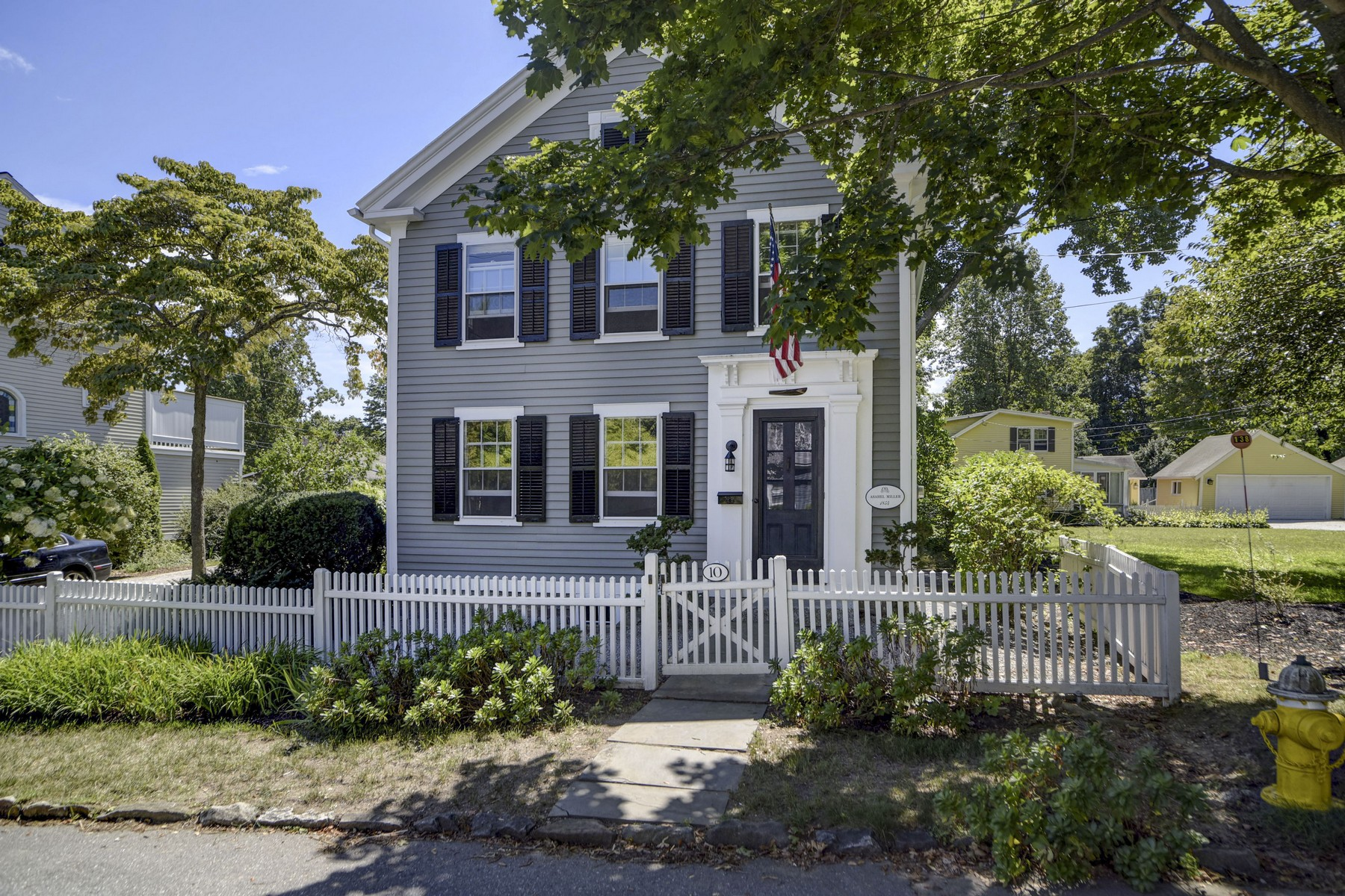 rentals property at Walk to Village From this Colonial Home