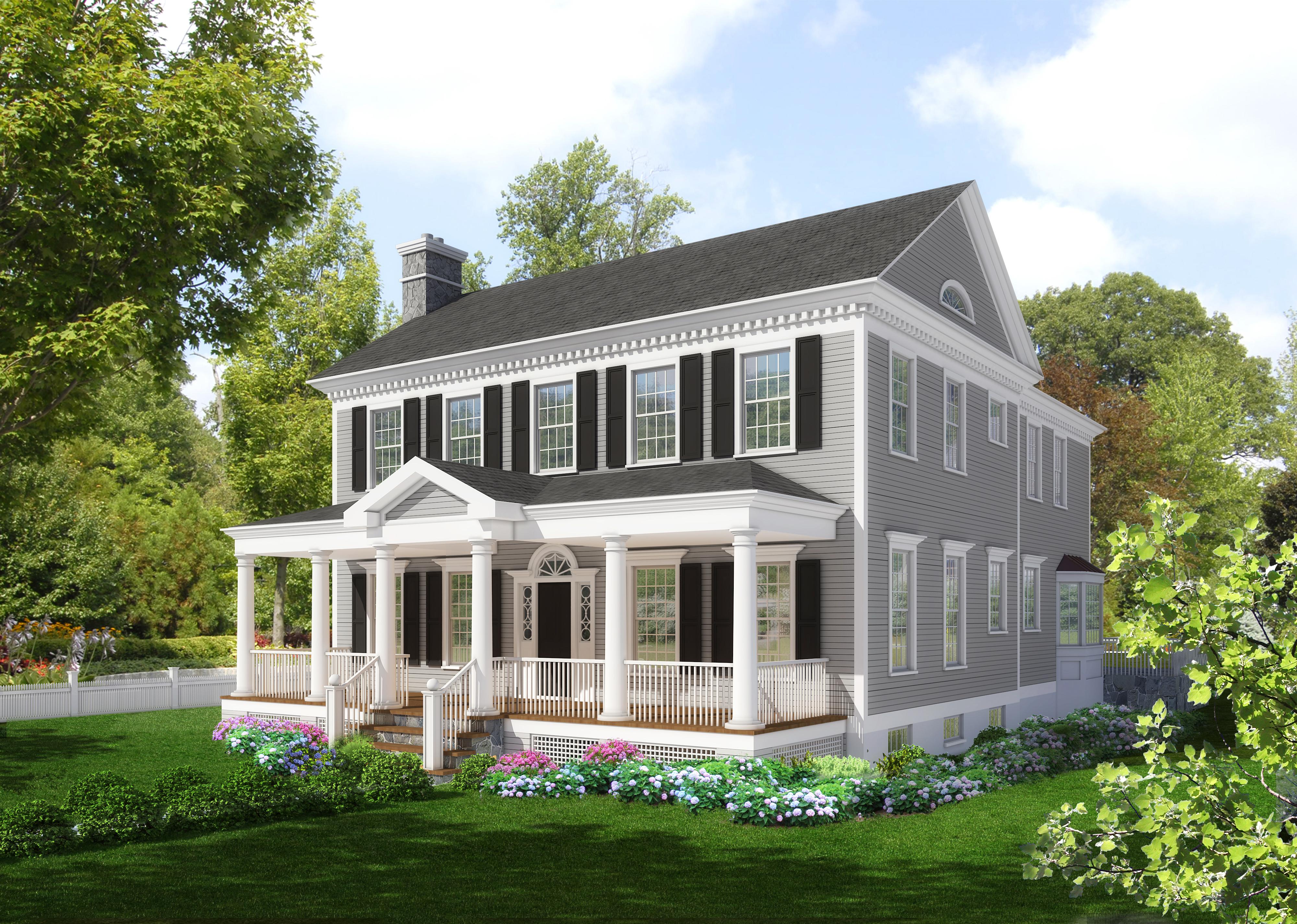 独户住宅 为 销售 在 306 Milton Road 拉伊, 纽约州, 10580 美国