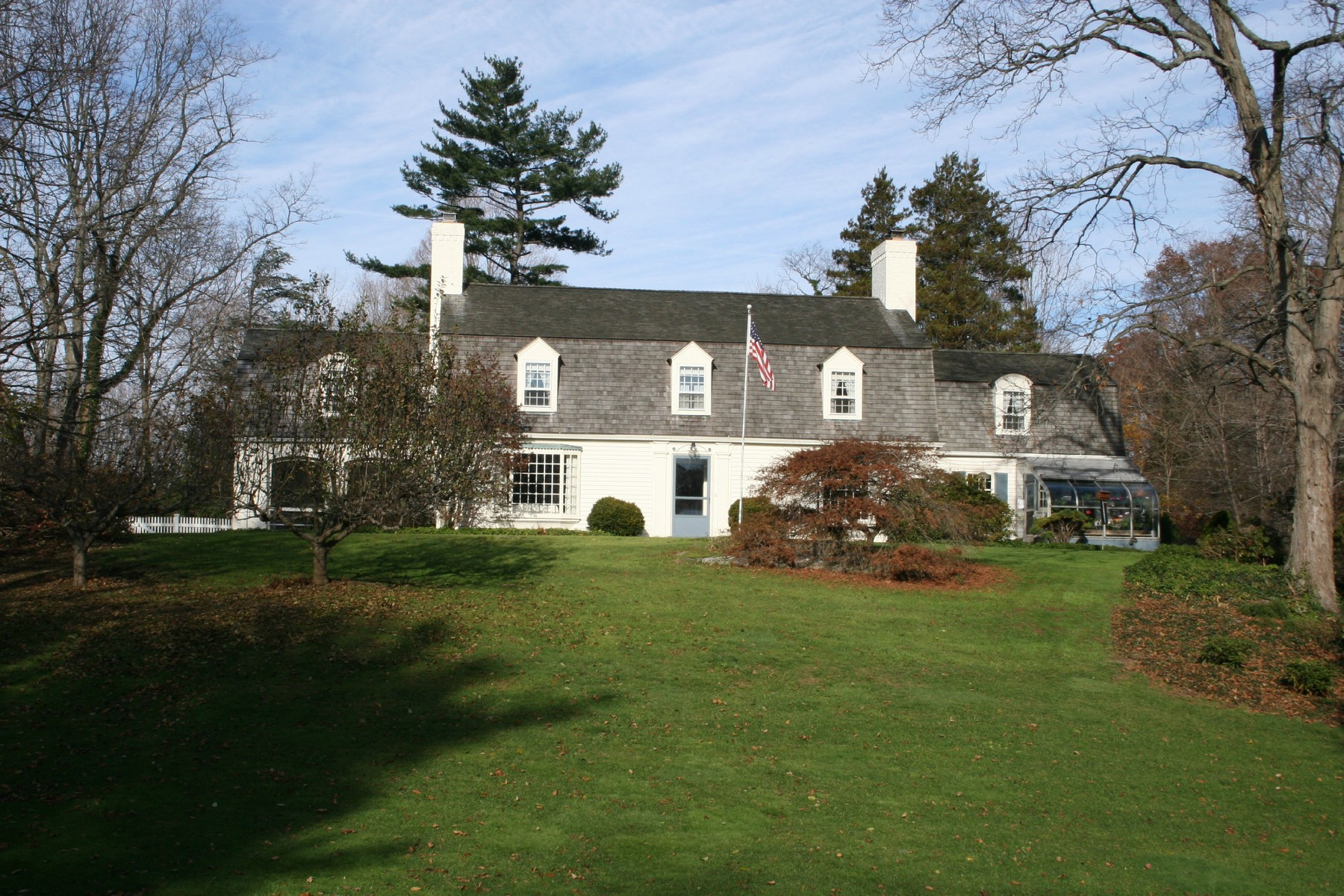 Single Family Home for Sale at 350 Harbor Road Southport, Fairfield, Connecticut, 06890 United States