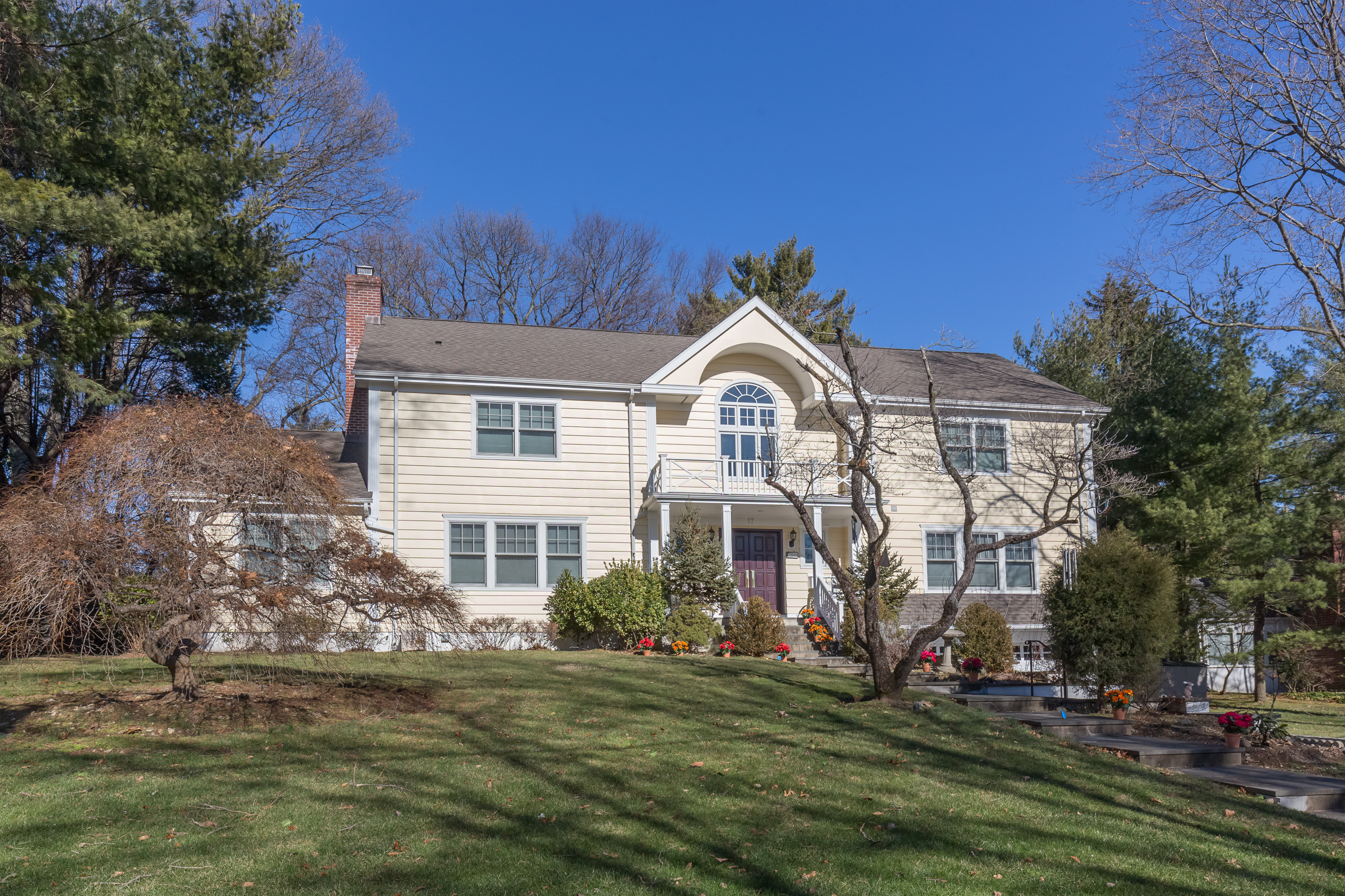 sales property at Stunning Scarsdale Home