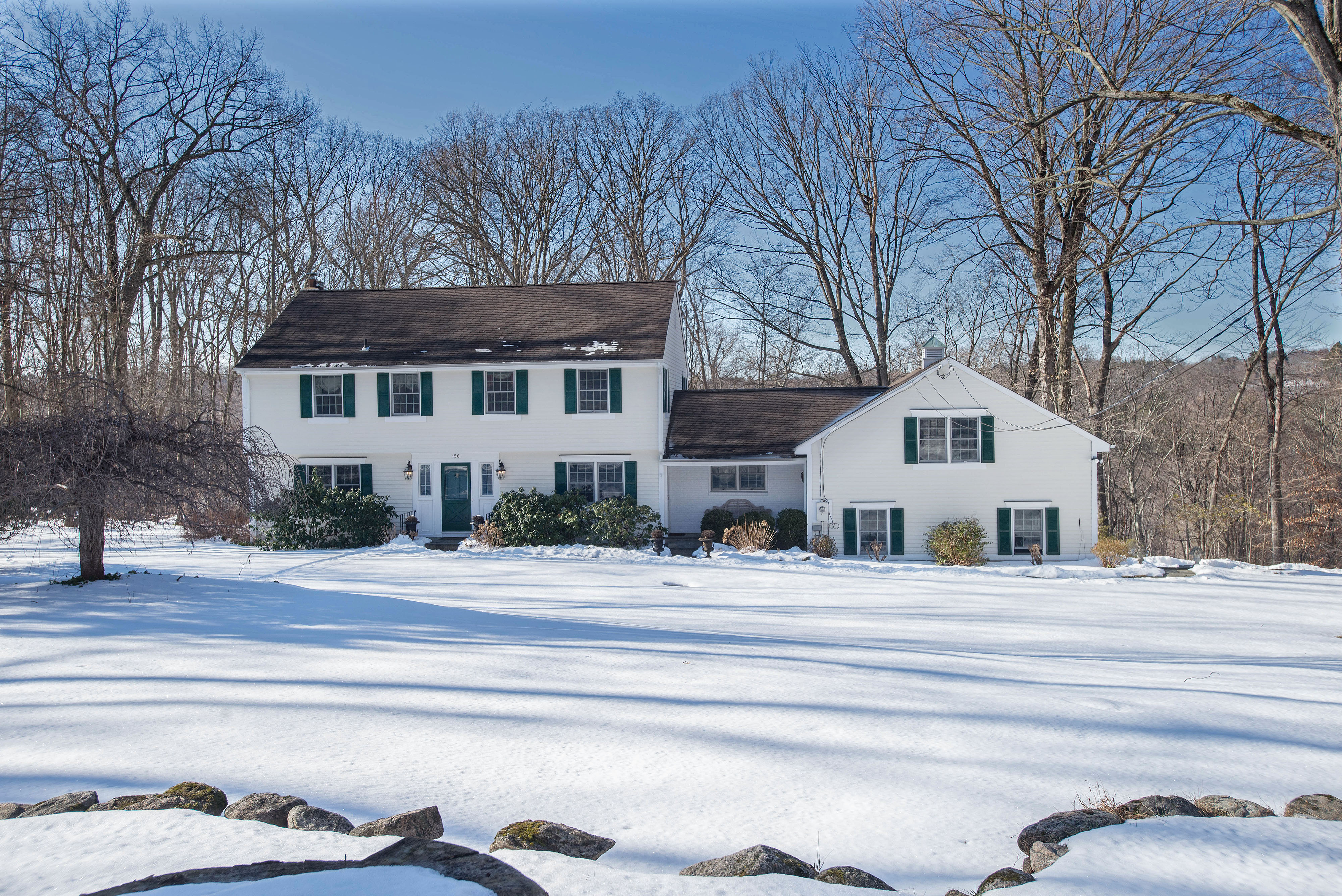 Property For Sale at Center Hall Colonial