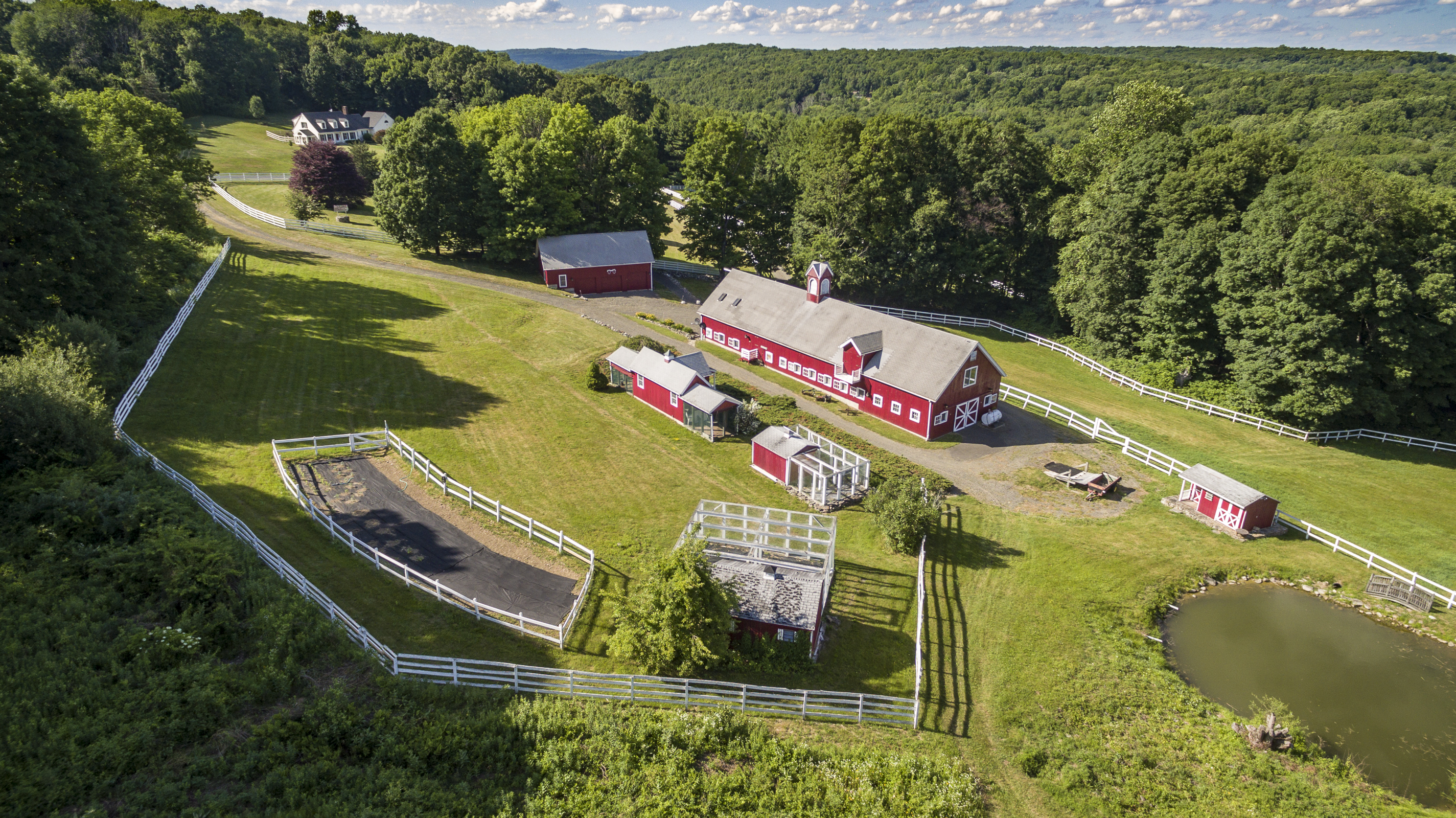 sales property at Premier Equestrian Facility: Double J Farm