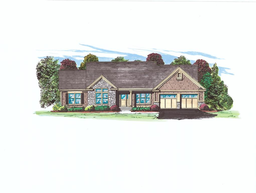 Maison unifamiliale pour l Vente à Beautiful Building Lot 6 Autumn Ridge Westbrook, Connecticut 06498 États-Unis