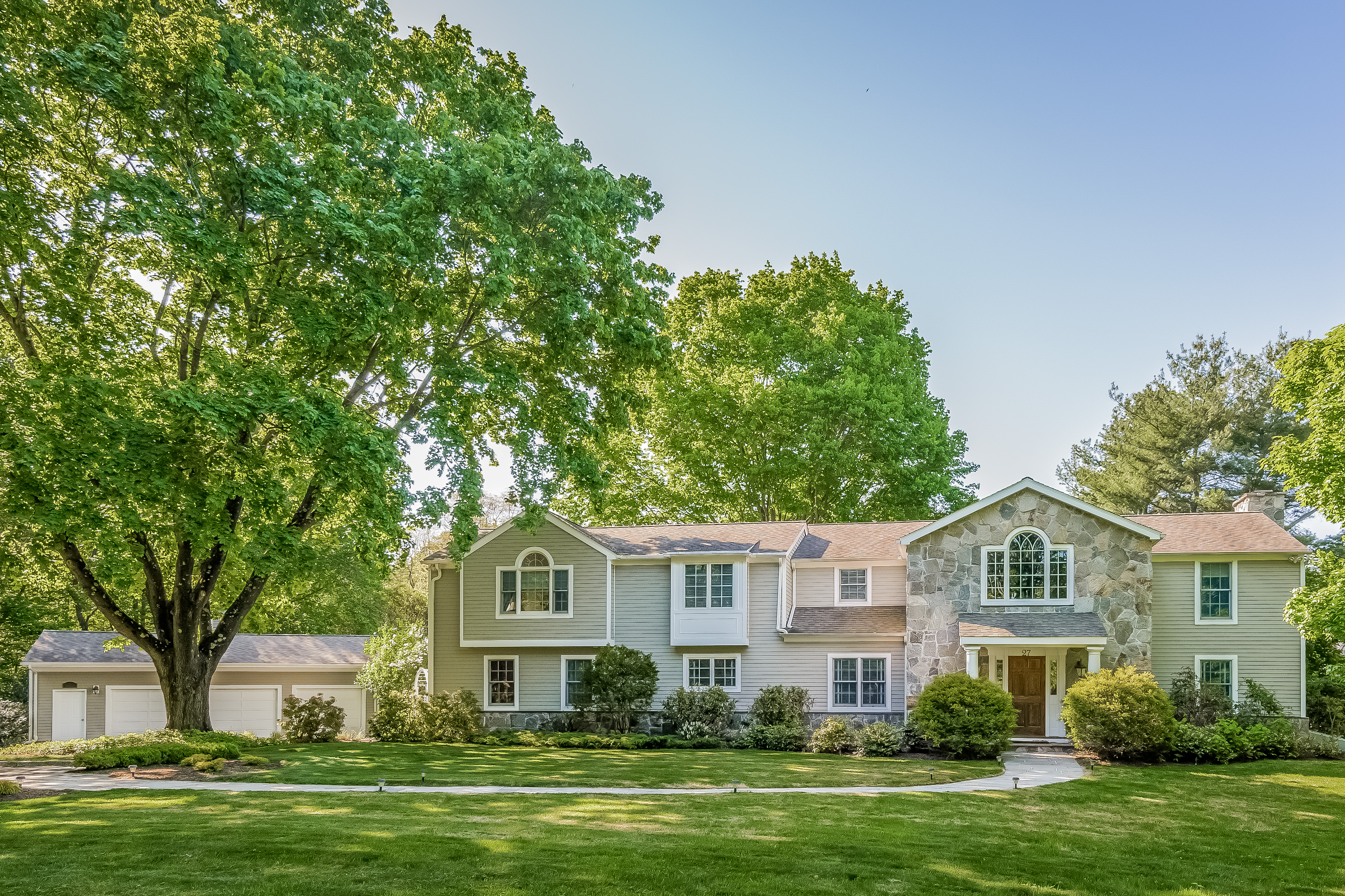 sales property at Spectacular South Wilton Custom Colonial