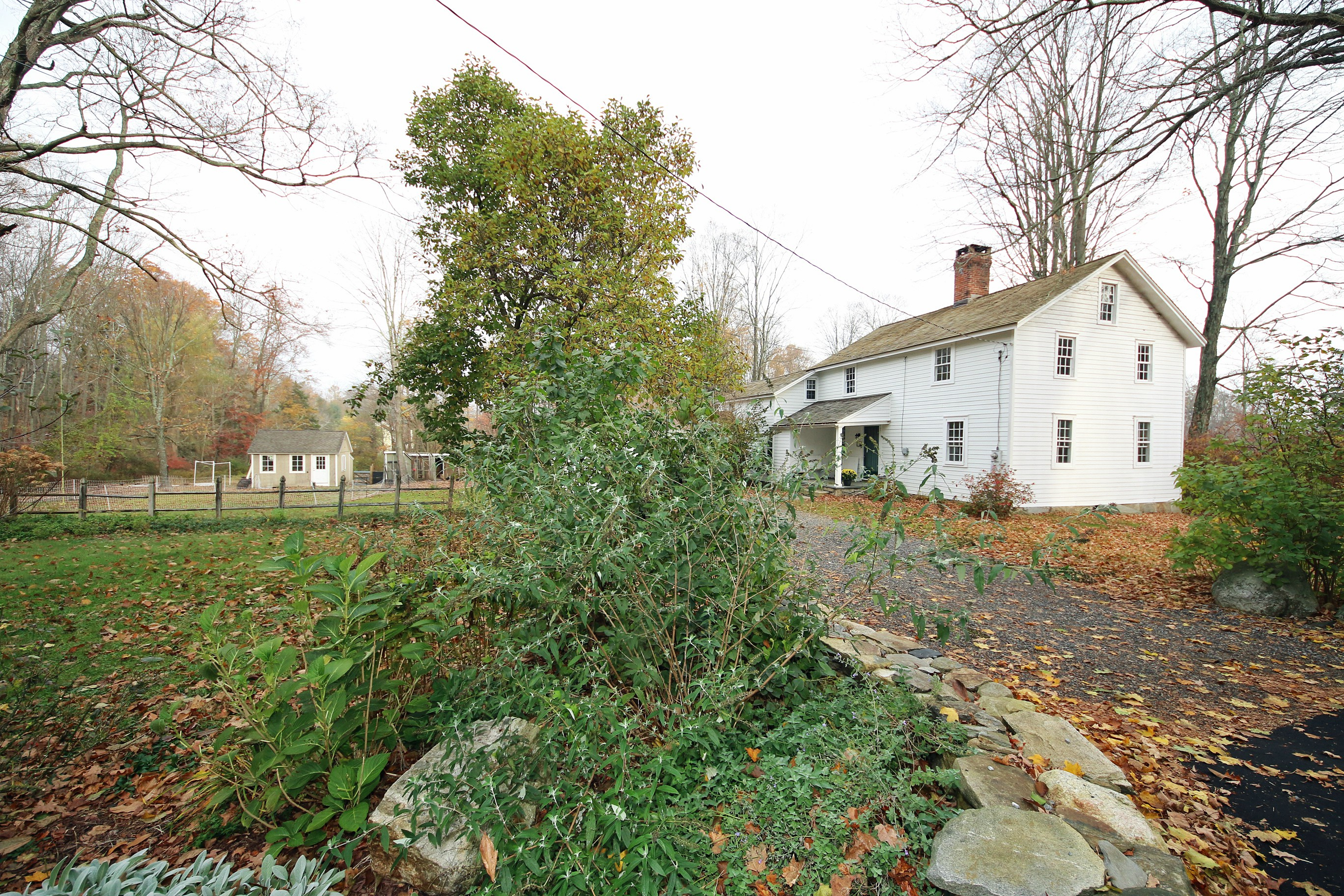 sales property at Historically & Architecturally Significant Antique Farmhouse
