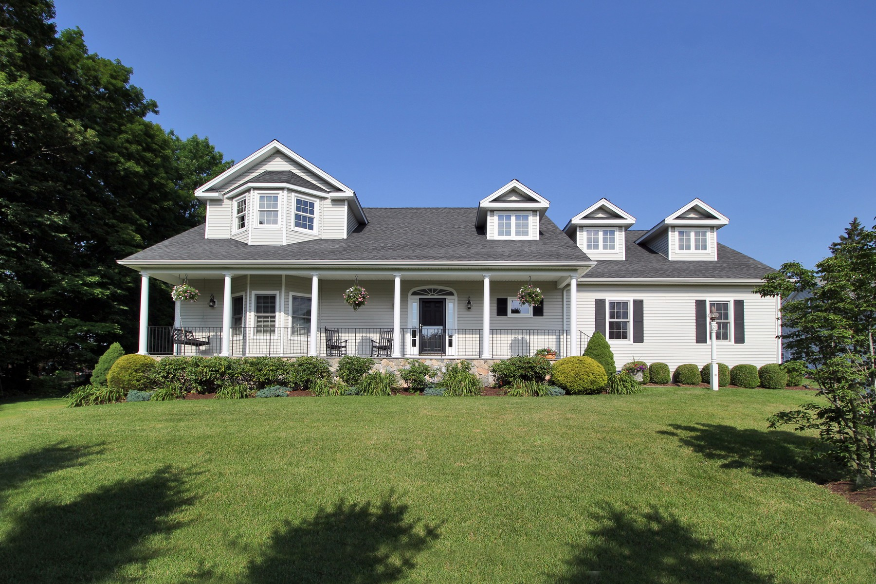 sales property at Custom Built Home in a Quiet, Private Setting at the Elms