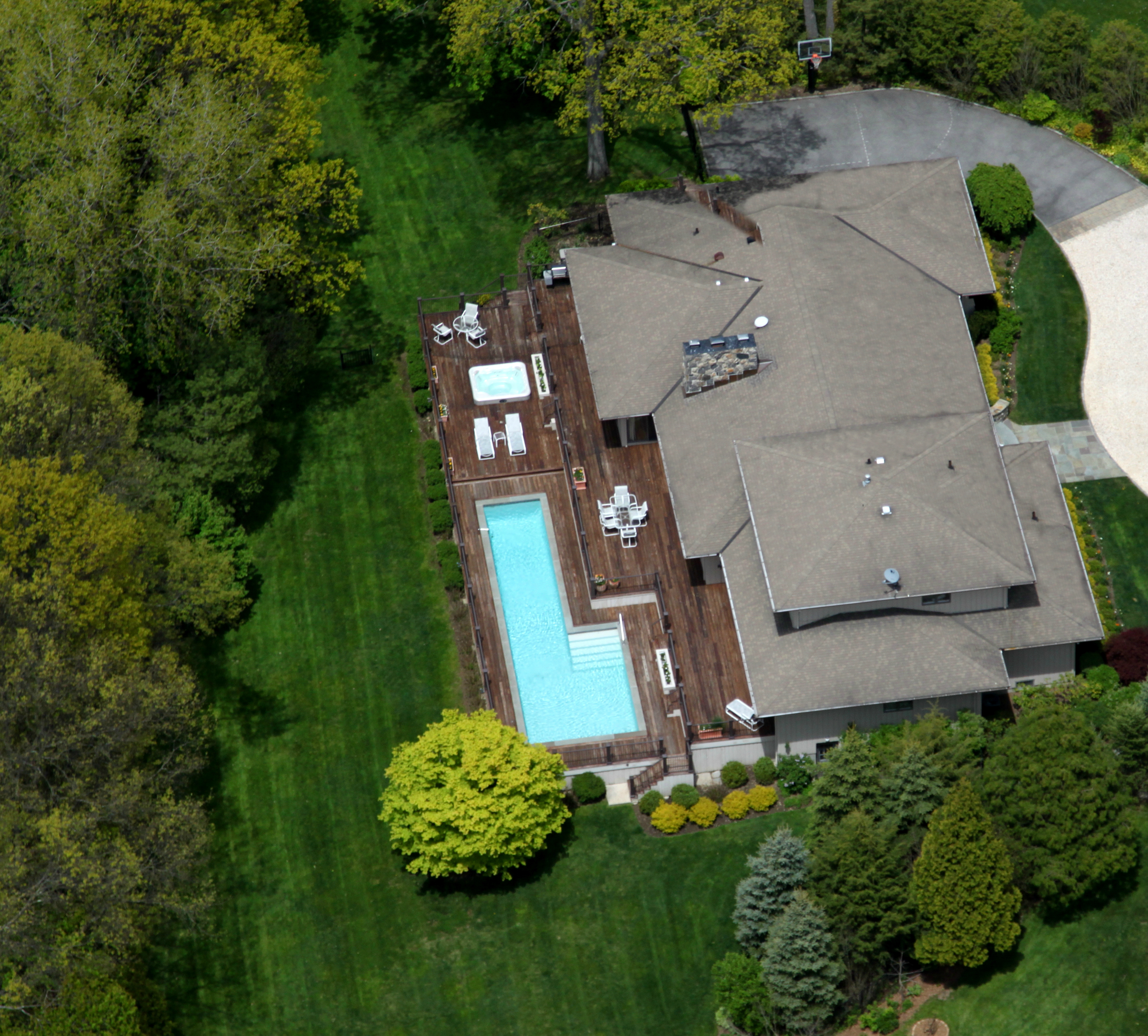 sales property at Magnificent Scarsdale Contemporary