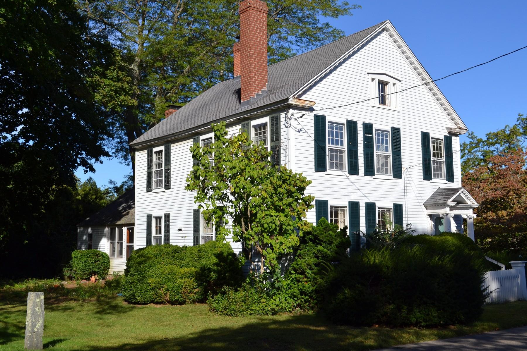 Einfamilienhaus für Verkauf beim Desirable North Cove Neighborhood 69 Cromwell Place Old Saybrook, Connecticut 06475 Vereinigte Staaten